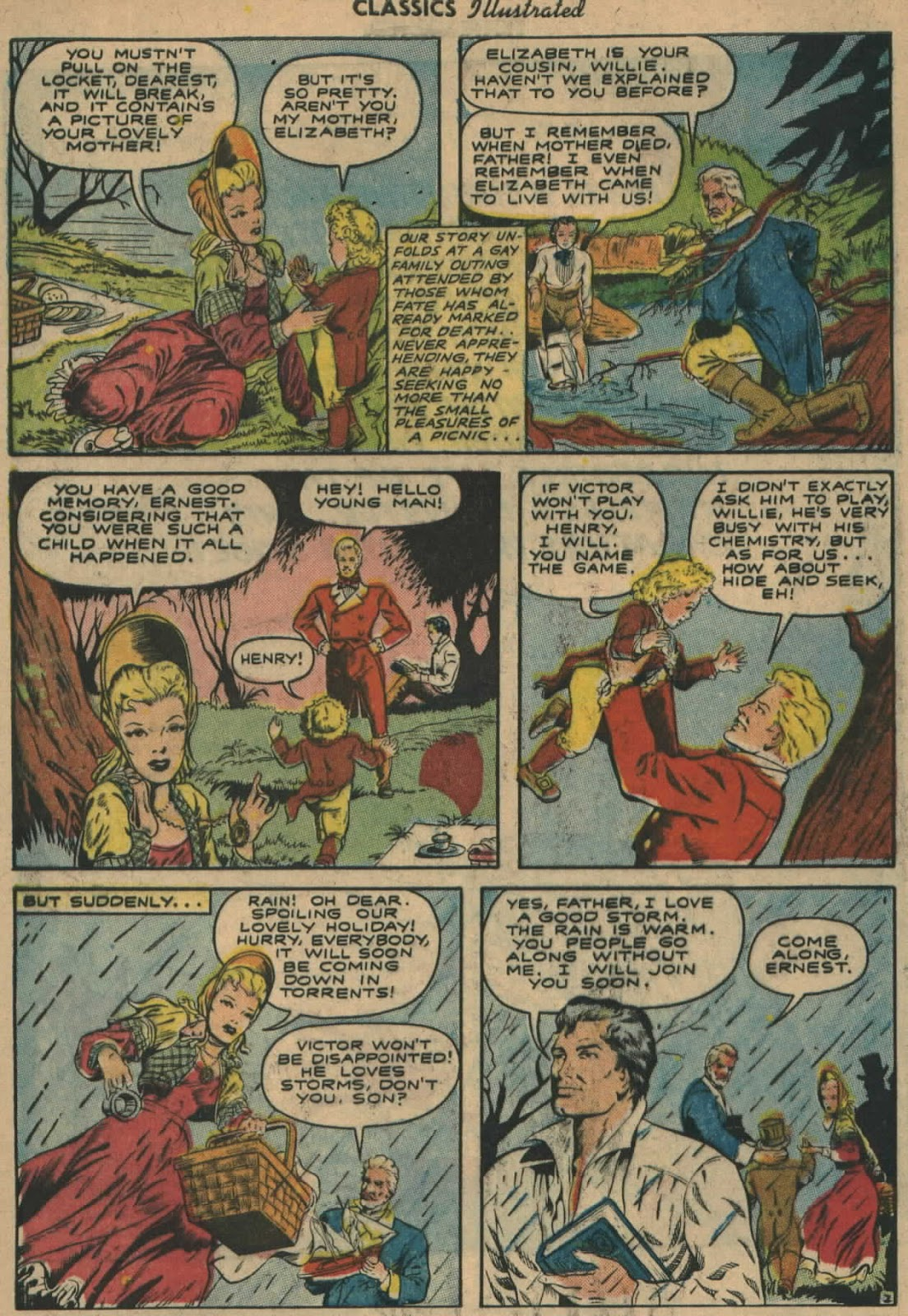 Classics Illustrated issue 26 - Page 4
