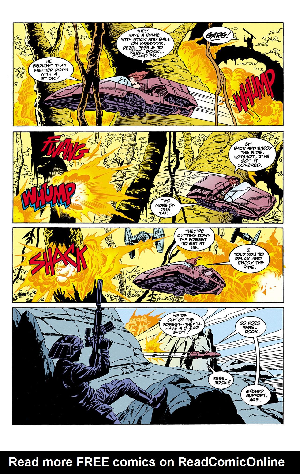 Read online Star Wars Omnibus comic -  Issue # Vol. 1 - 131