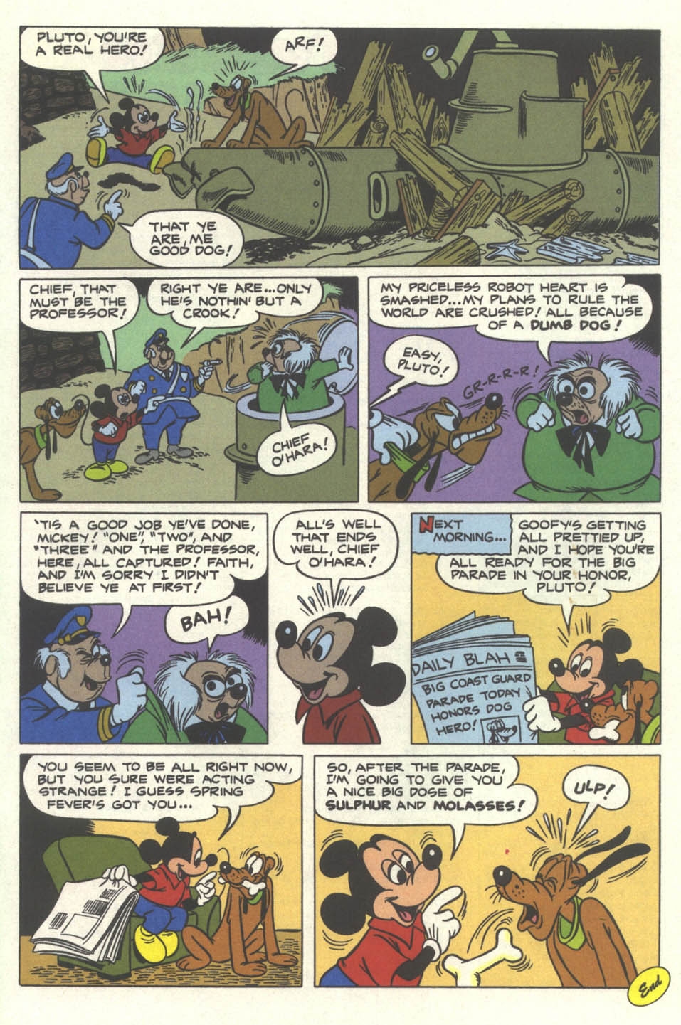 Walt Disney's Comics and Stories issue 577 - Page 28
