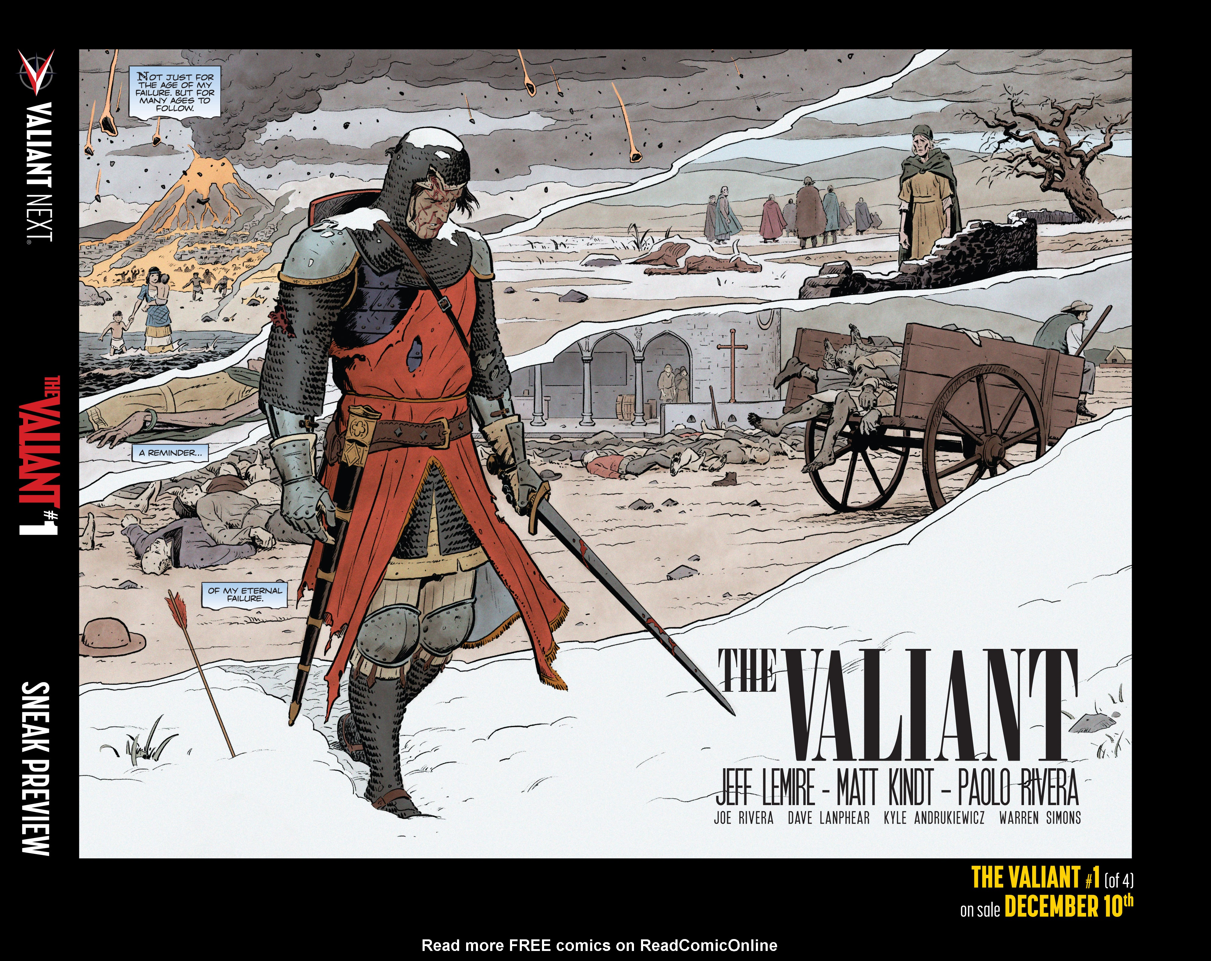 Read online Eternal Warrior: Days of Steel comic -  Issue #1 - 29