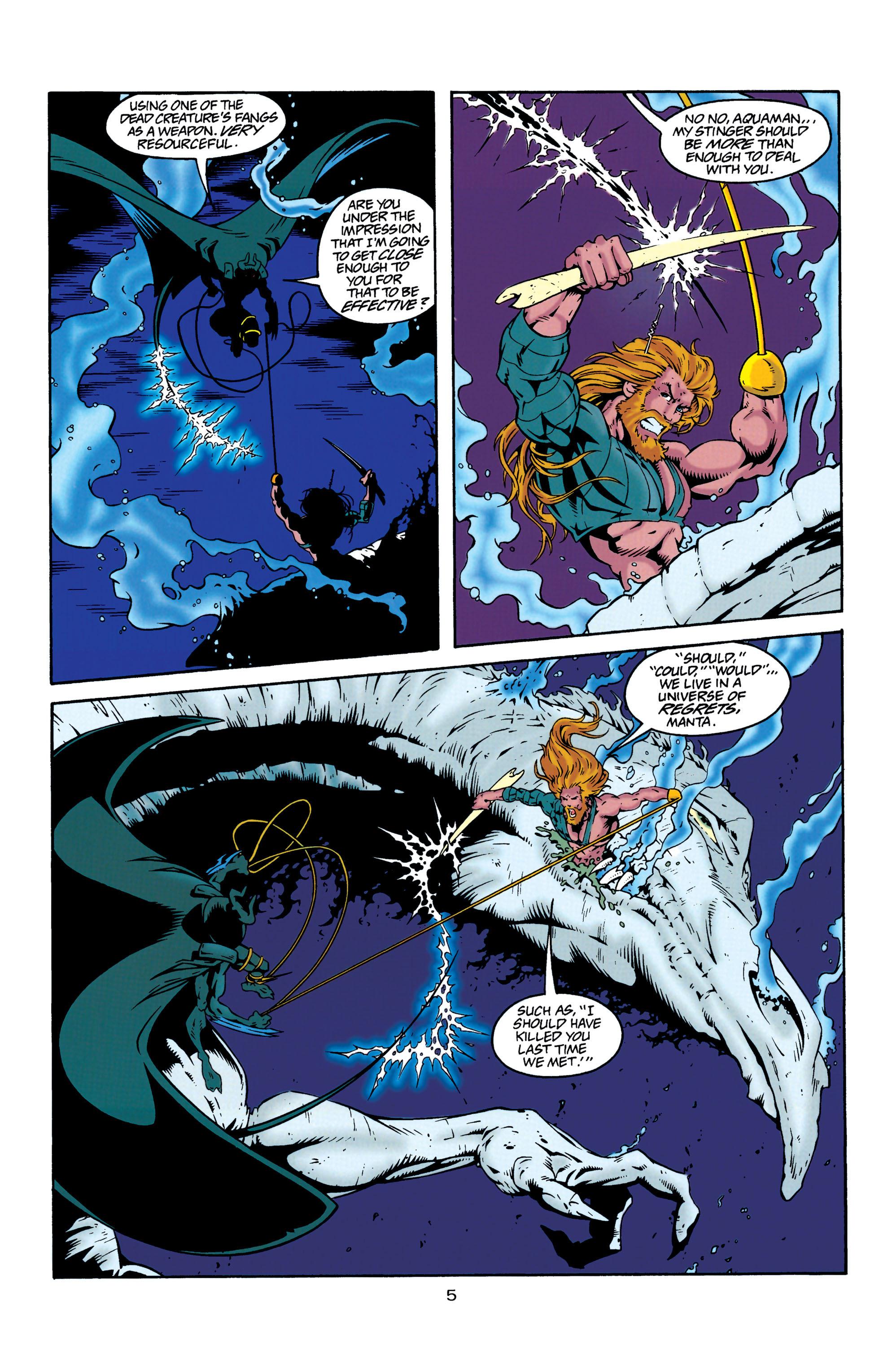 Read online Aquaman (1994) comic -  Issue #30 - 5