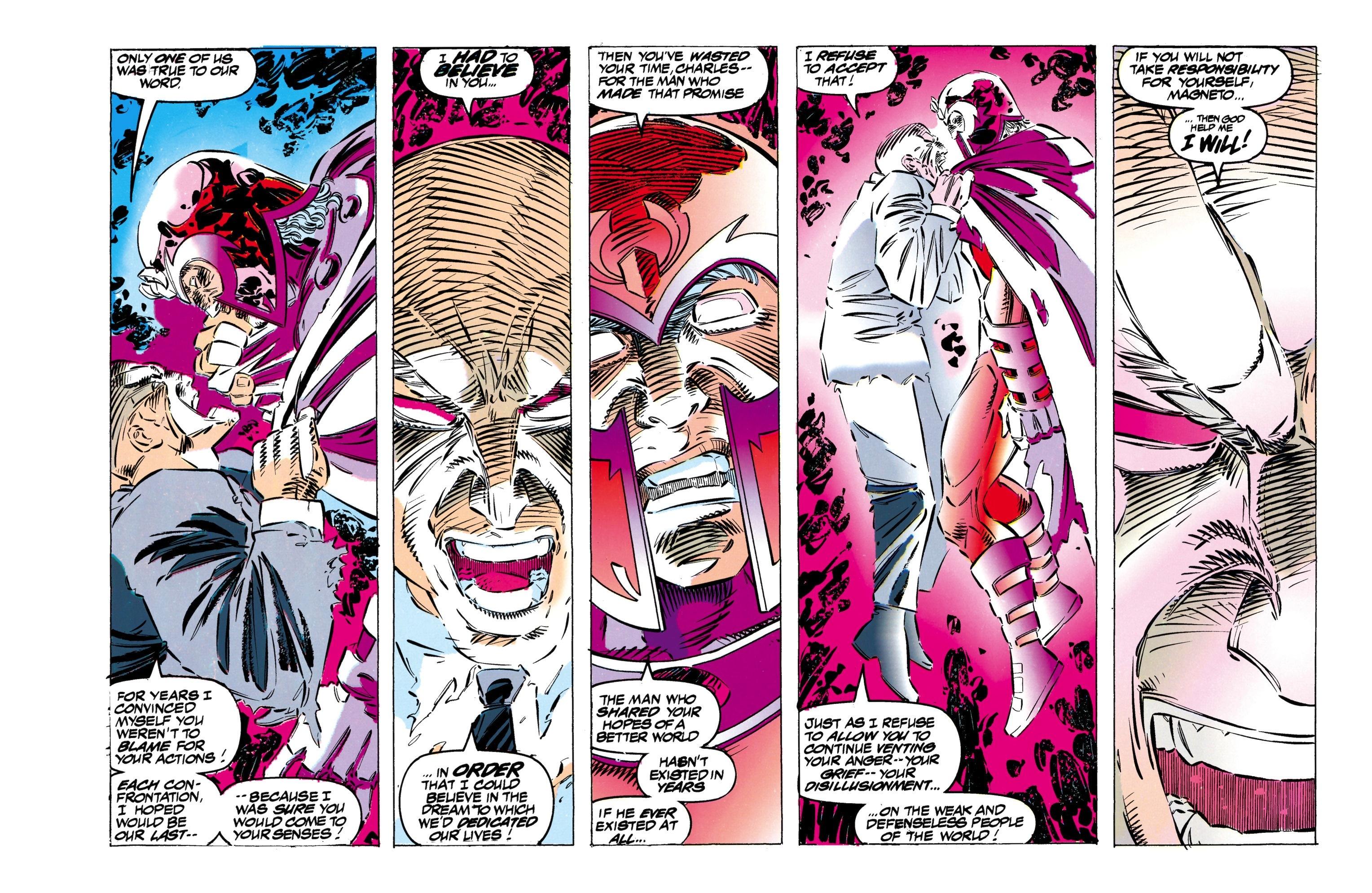 Read online Uncanny X-Men (1963) comic -  Issue #304 - 43