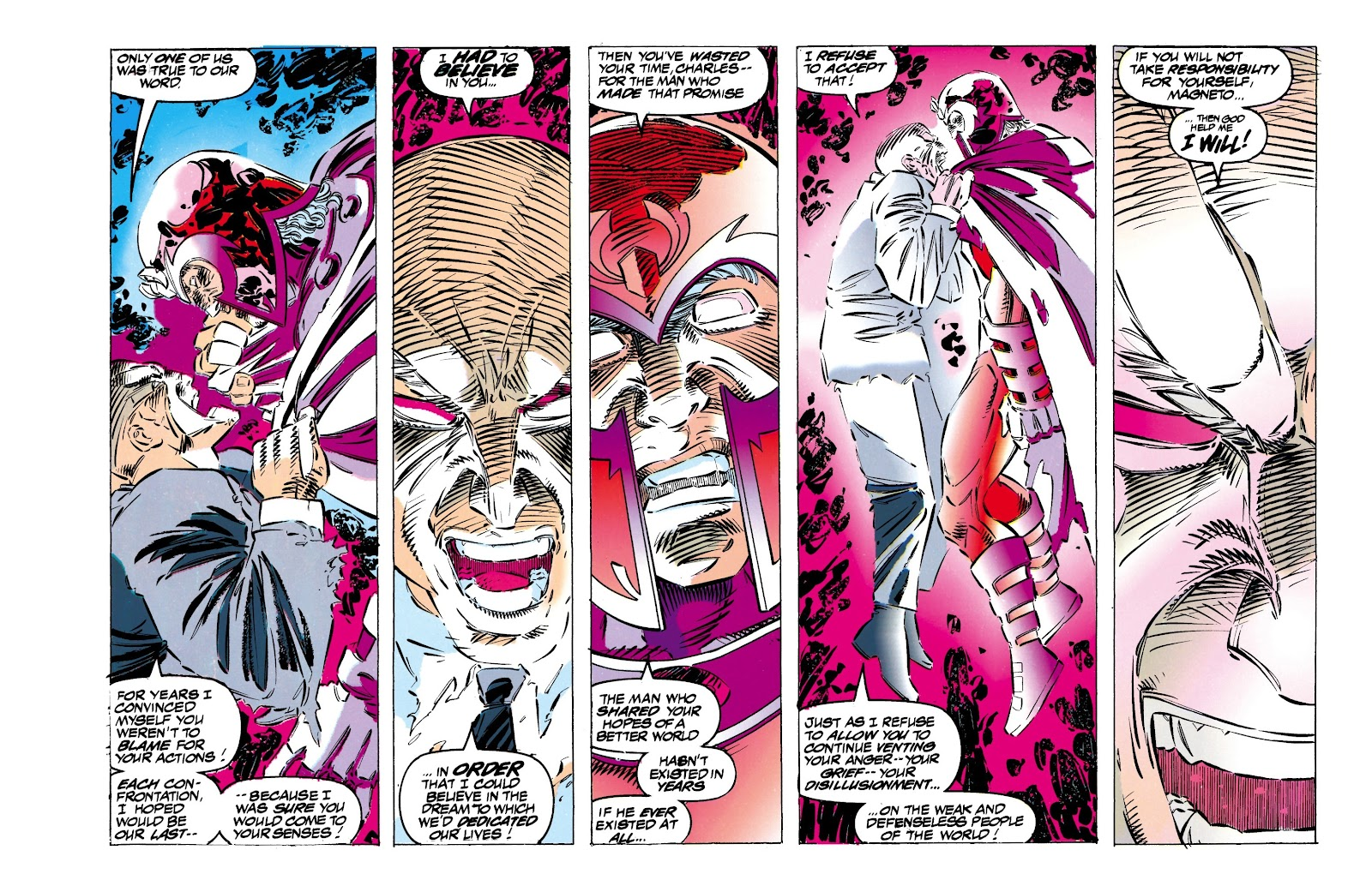 Uncanny X-Men (1963) issue 304 - Page 43