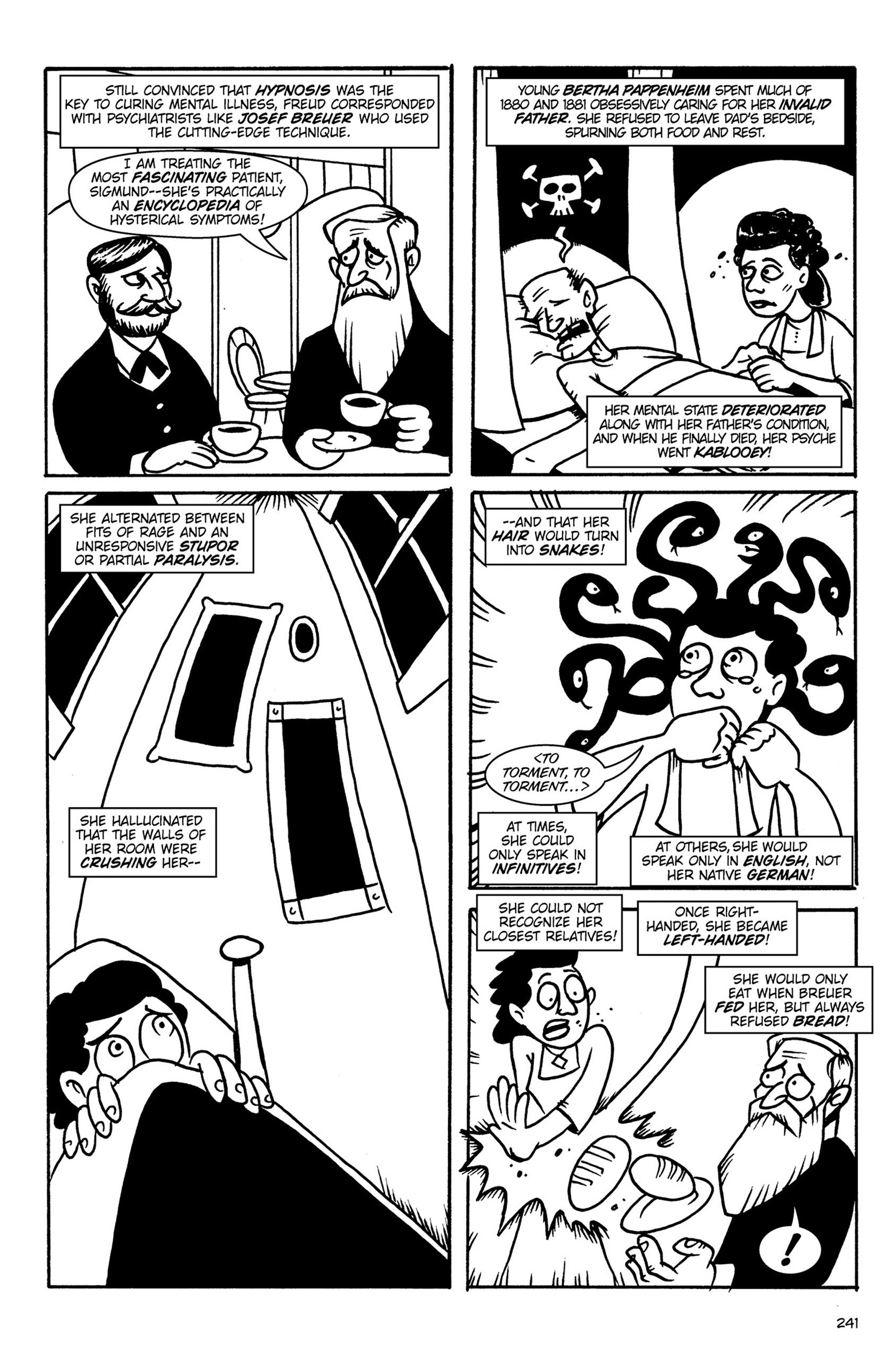 Read online Action Philosophers! comic -  Issue #Action Philosophers! TPB (Part 2) - 69
