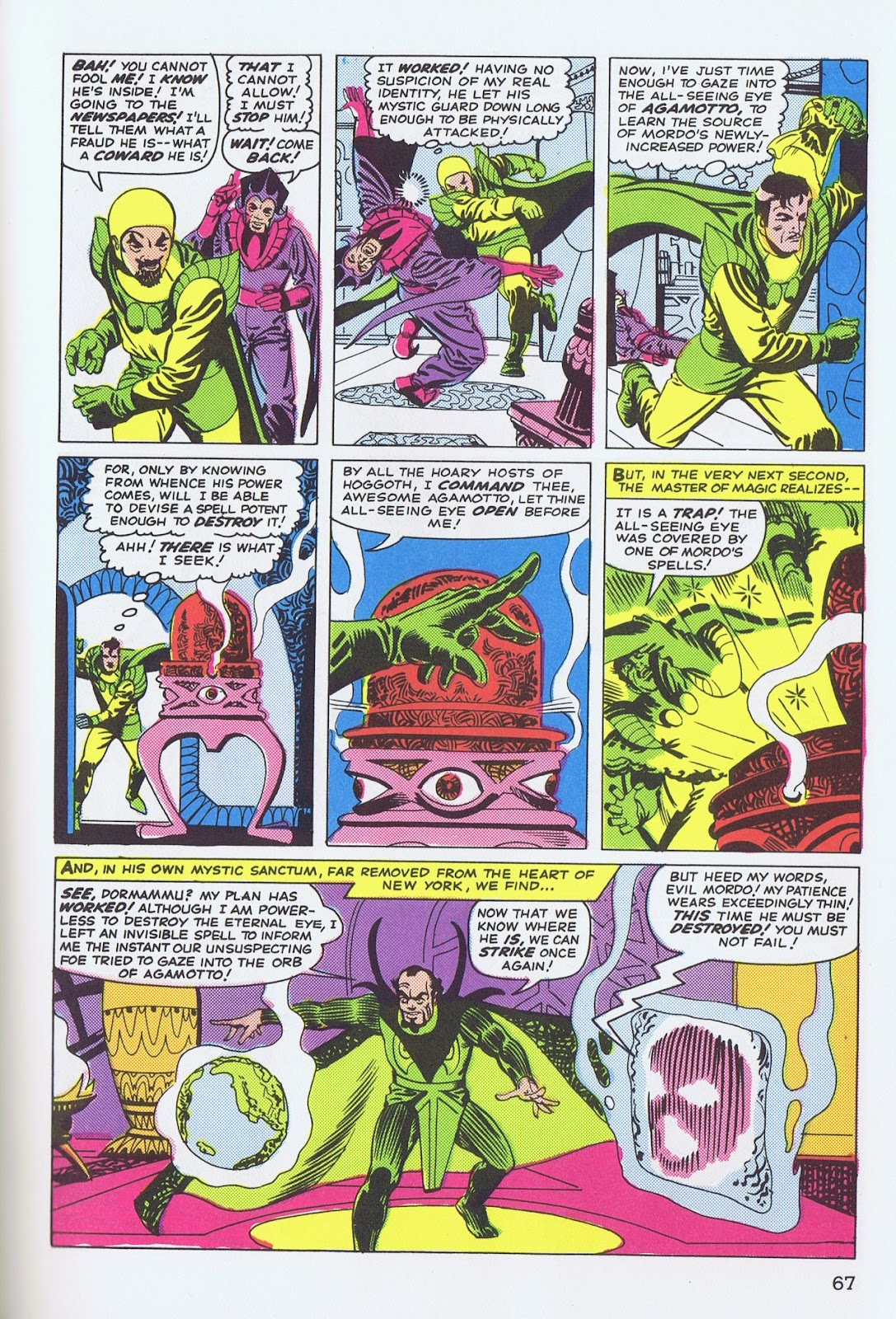 Doctor Strange: Master of the Mystic Arts issue TPB - Page 63