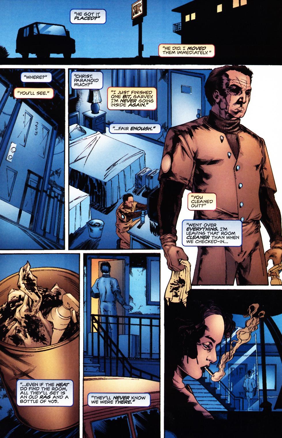 Read online Felon comic -  Issue #3 - 7