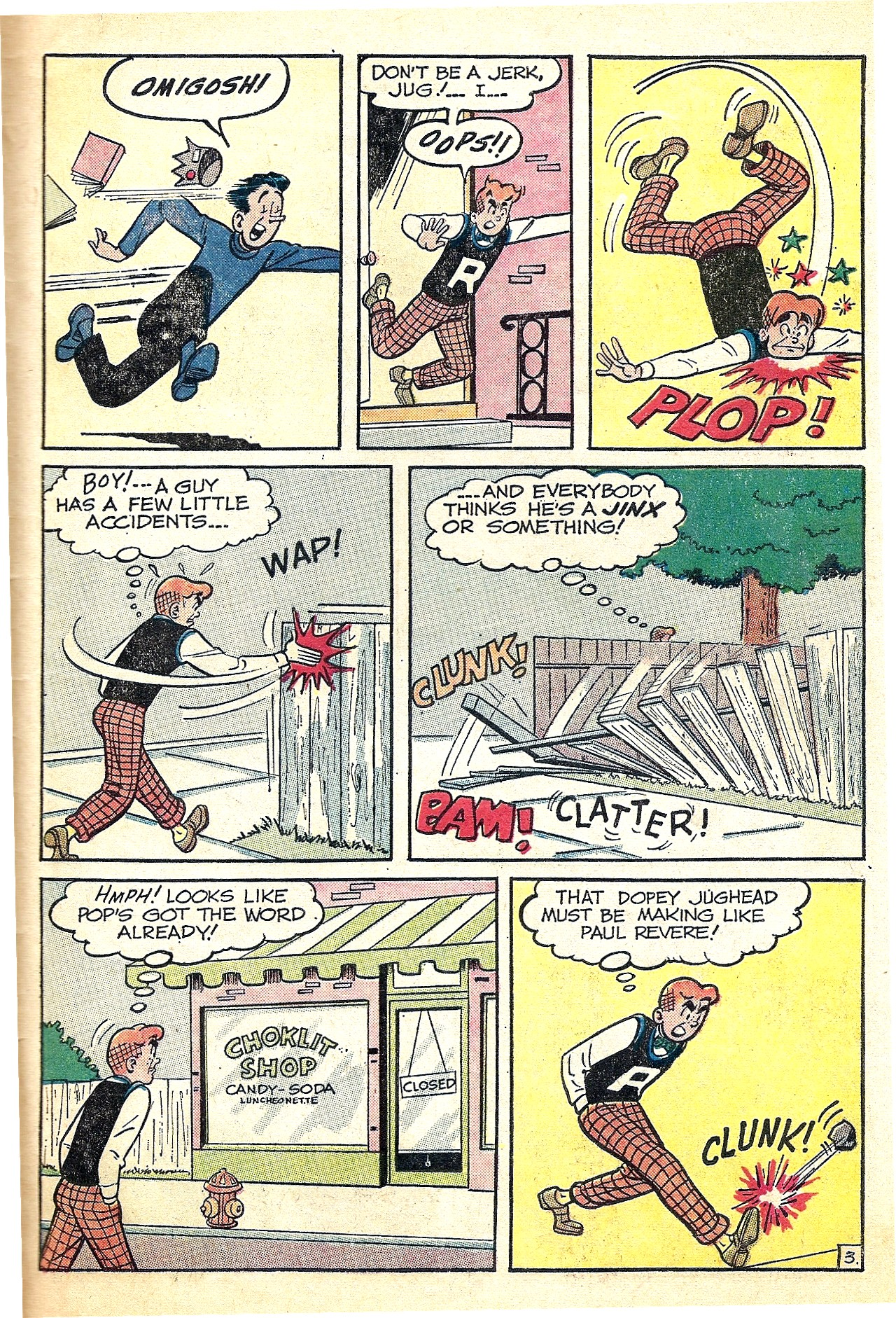 Read online Archie (1960) comic -  Issue #127 - 31