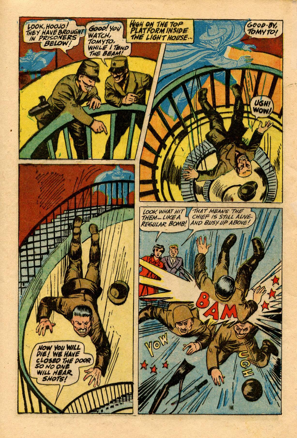 Read online Shadow Comics comic -  Issue #33 - 56