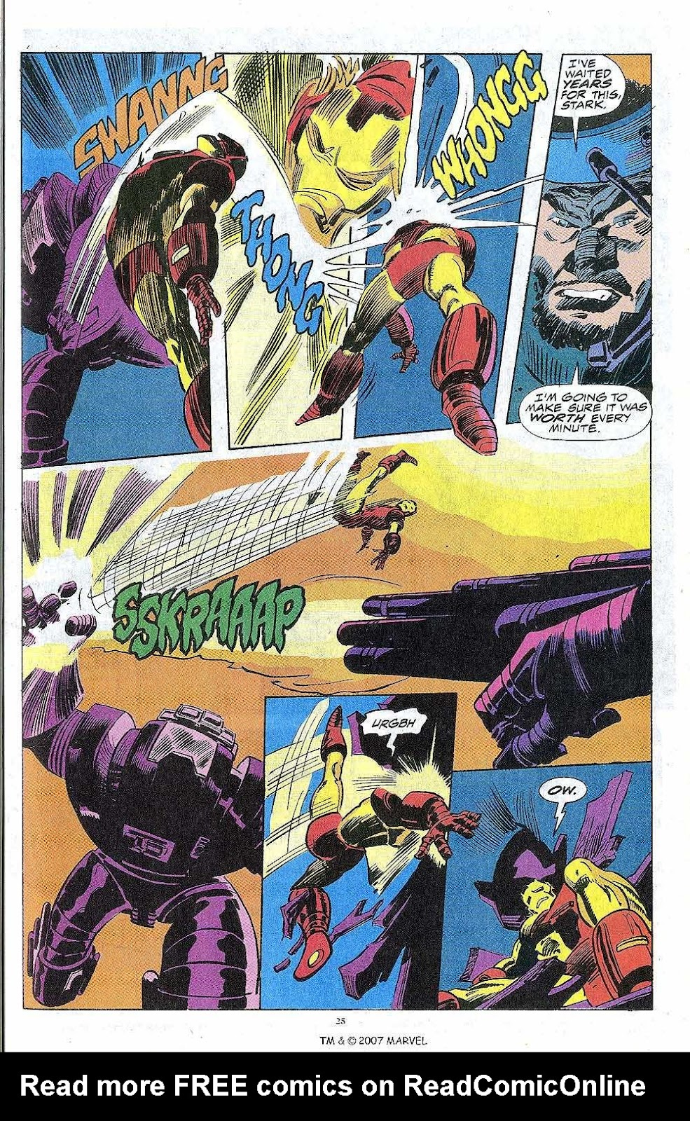 Iron Man Annual issue 13 - Page 27