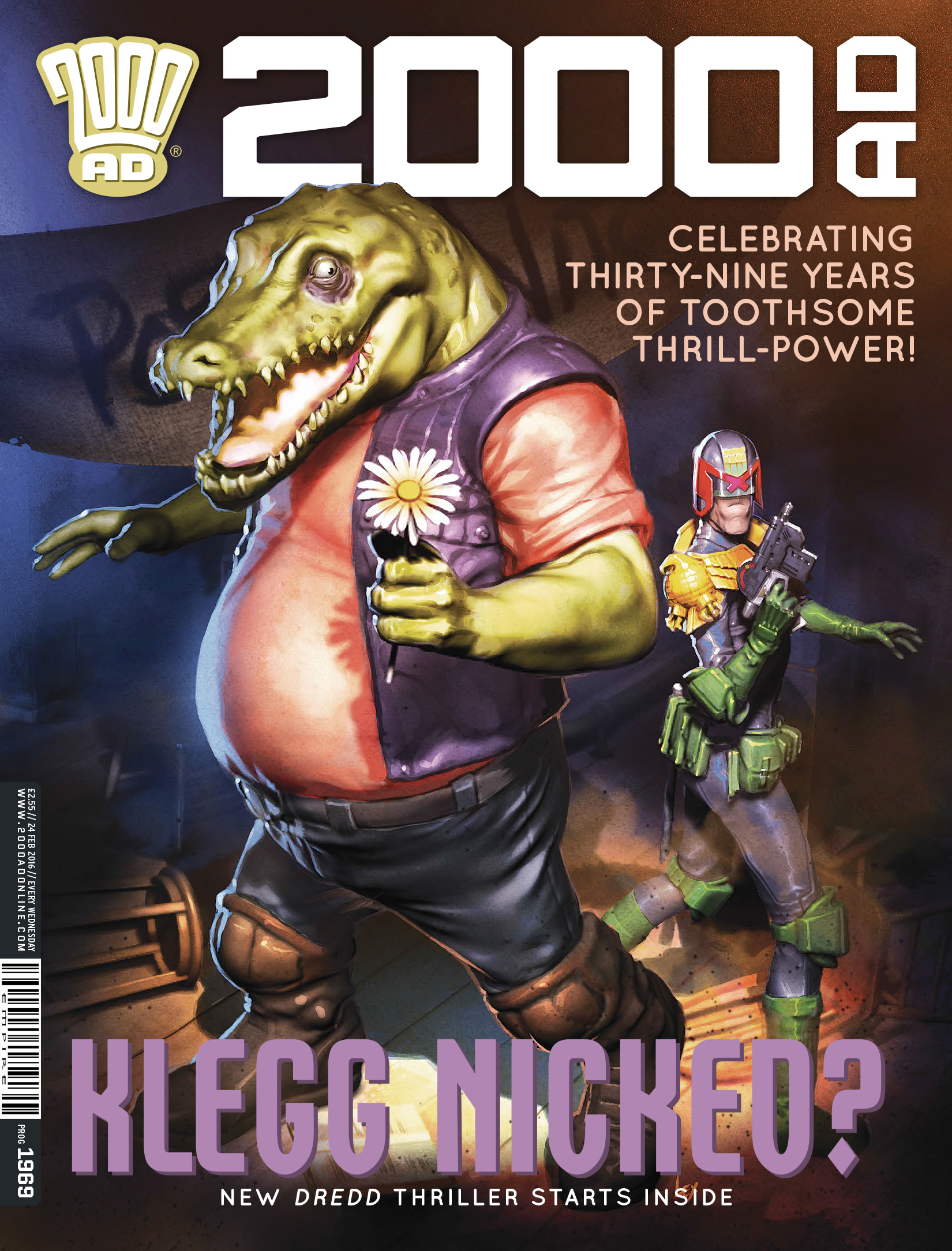 Read online 2000 AD comic -  Issue #1969 - 1