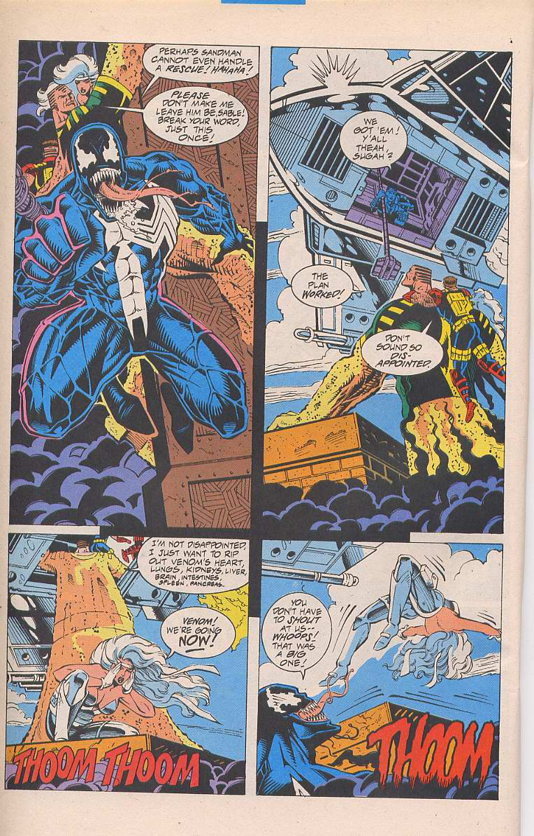 Read online Silver Sable and the Wild Pack comic -  Issue #19 - 15