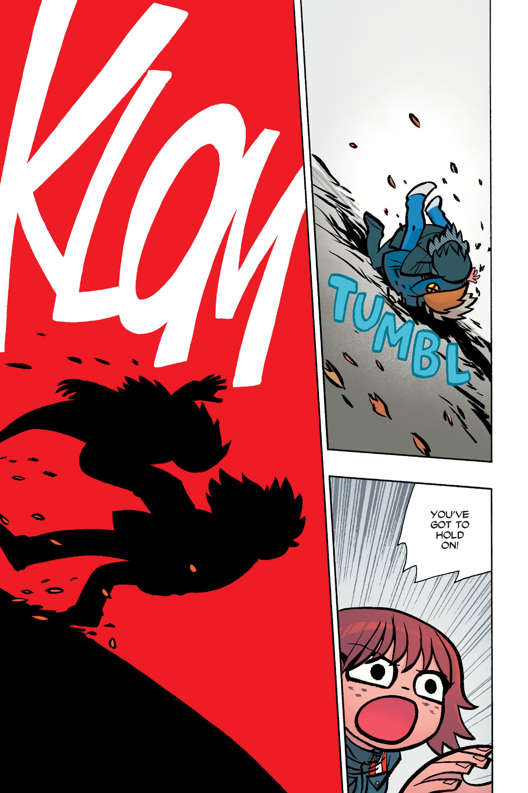 Read online Scott Pilgrim comic -  Issue #6 - 82