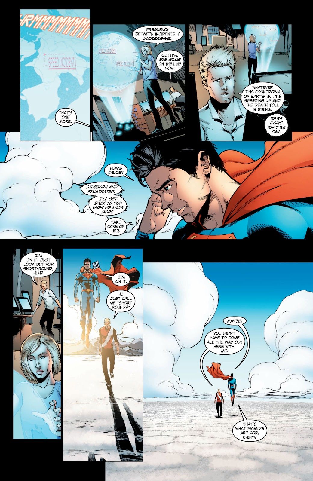 Read online Smallville Season 11 [II] comic -  Issue # TPB 3 - 72