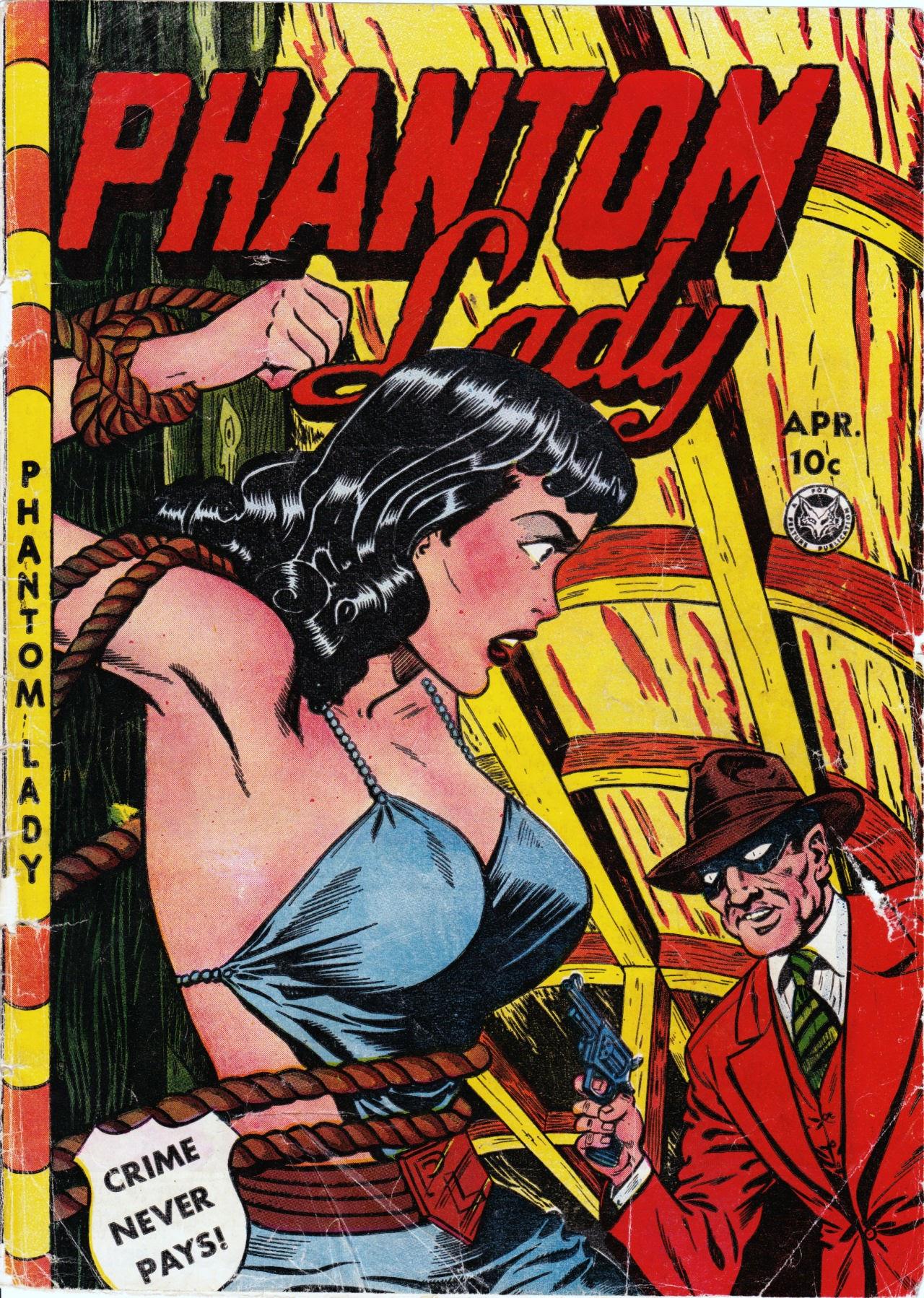 Phantom Lady (1947) 23 Page 1