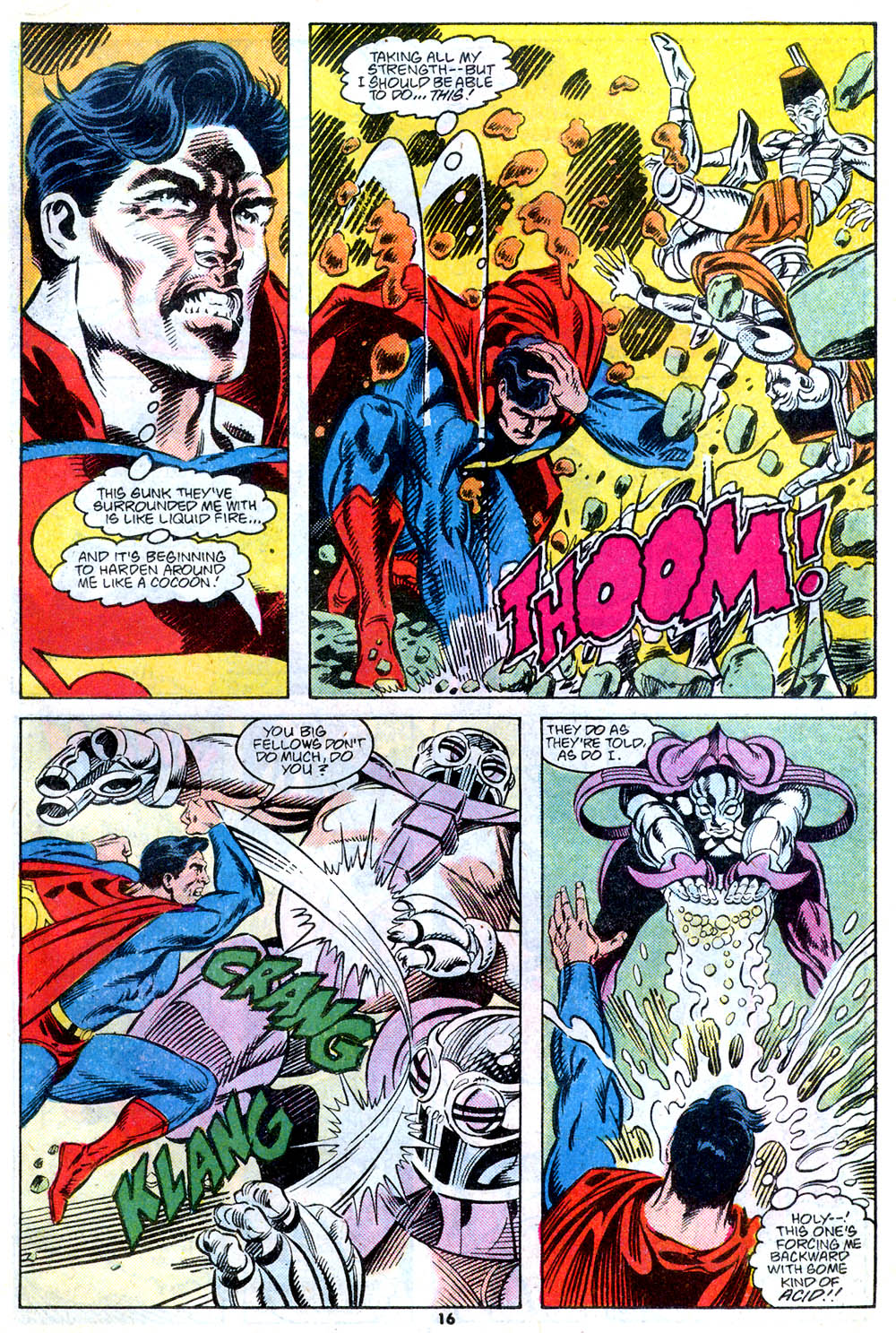 Read online Adventures of Superman (1987) comic -  Issue #443 - 18