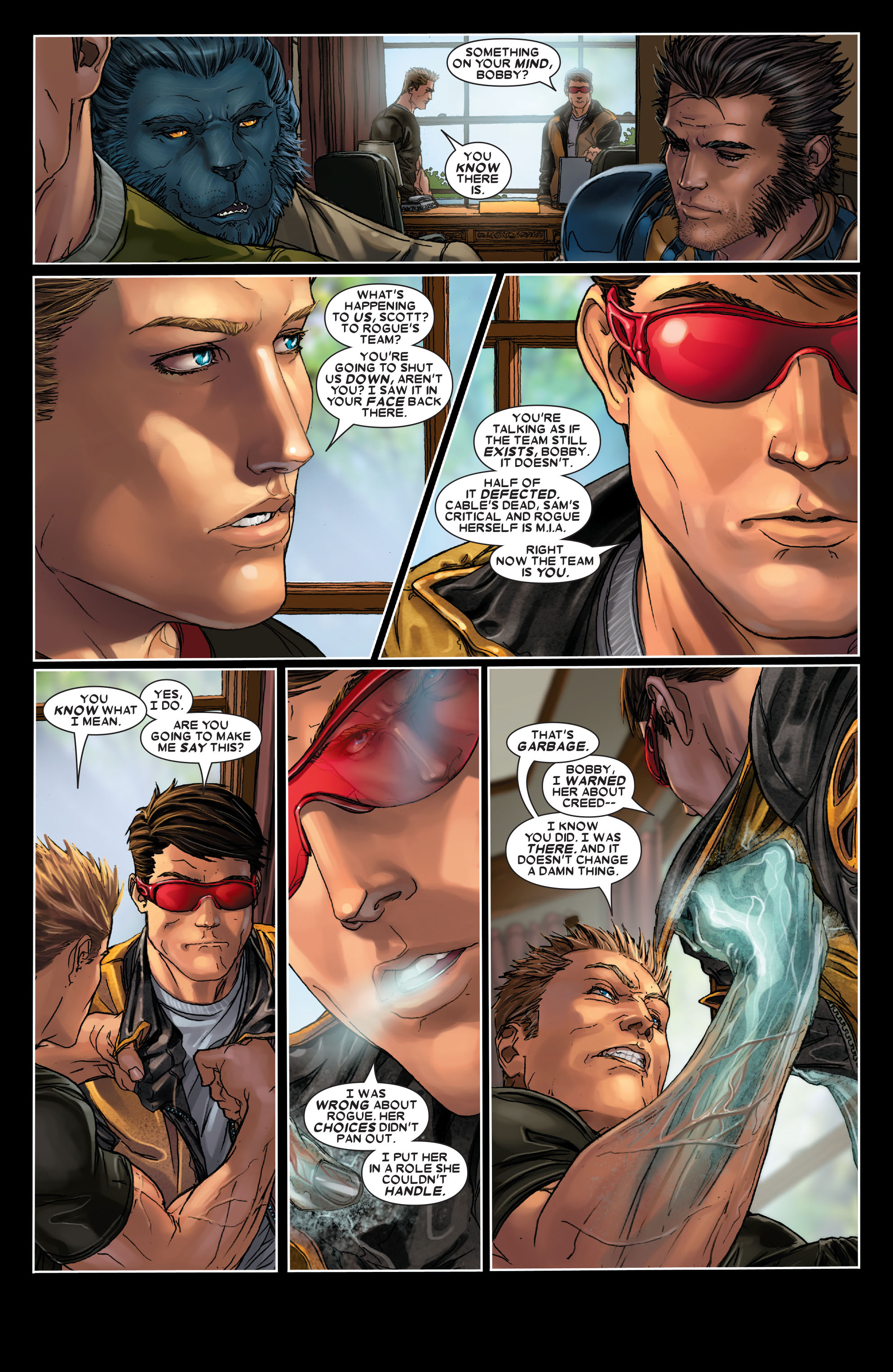 X-Men (1991) 204 Page 10