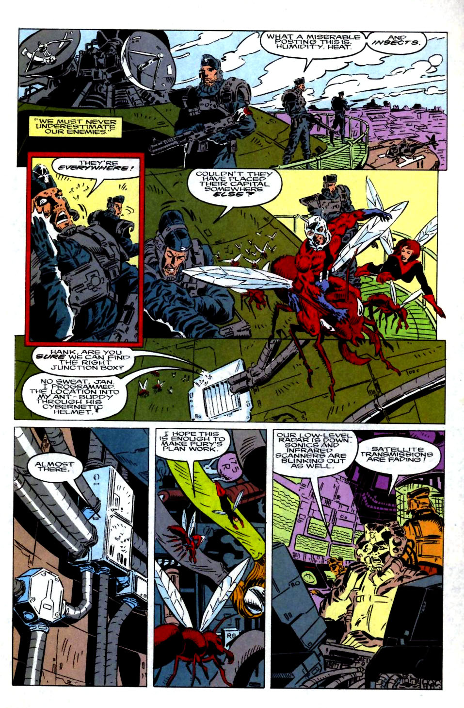 What If...? (1989) issue 68 - Page 18