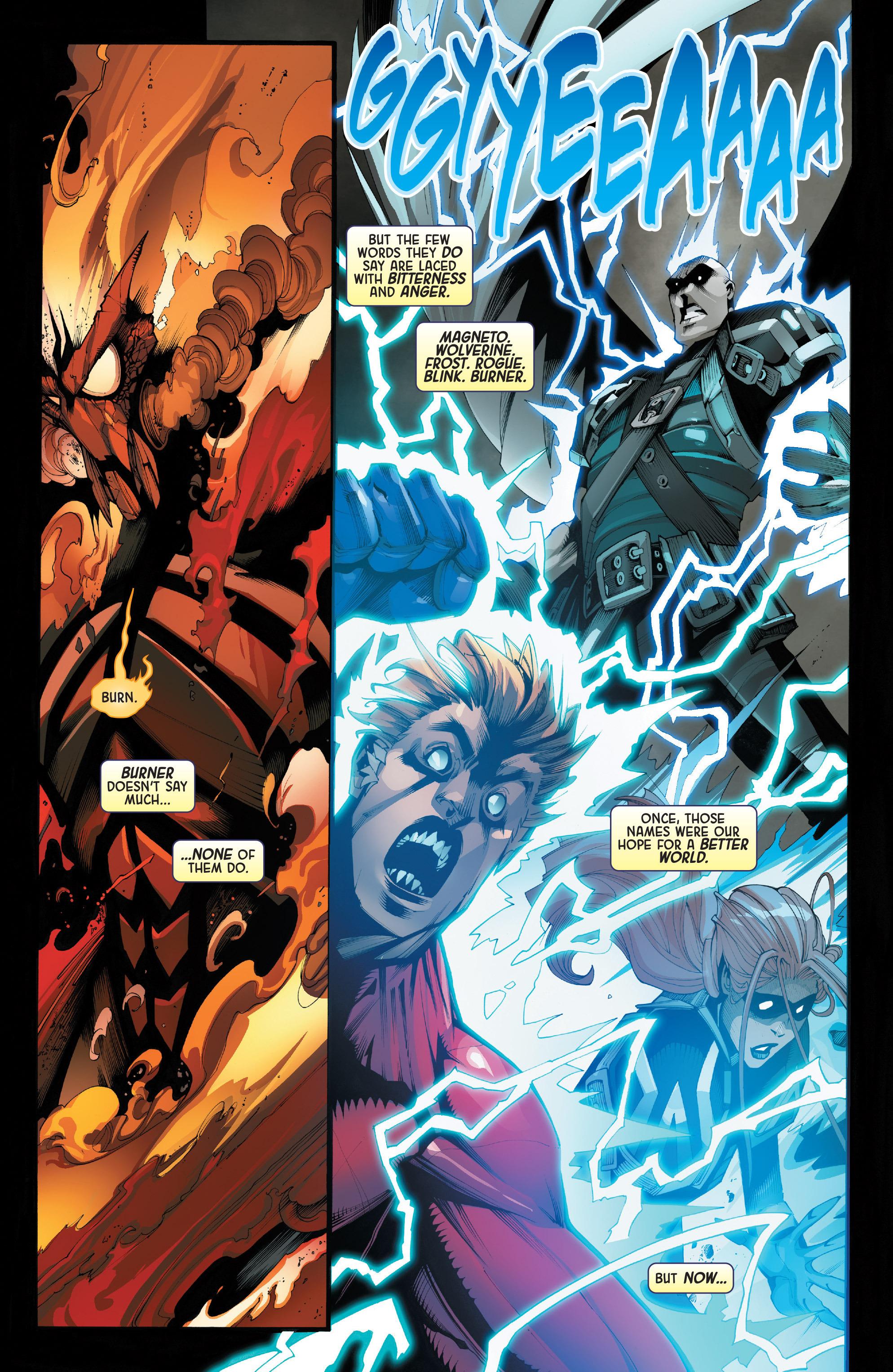 Read online Age of Apocalypse (2015) comic -  Issue #2 - 9