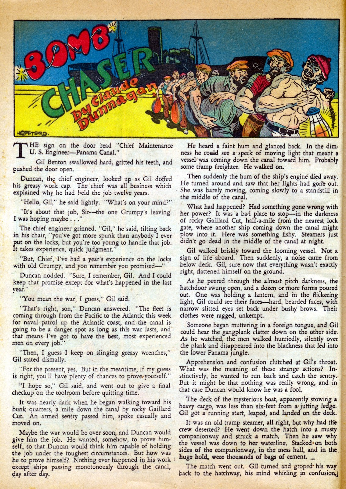 Read online Famous Funnies comic -  Issue #82 - 60