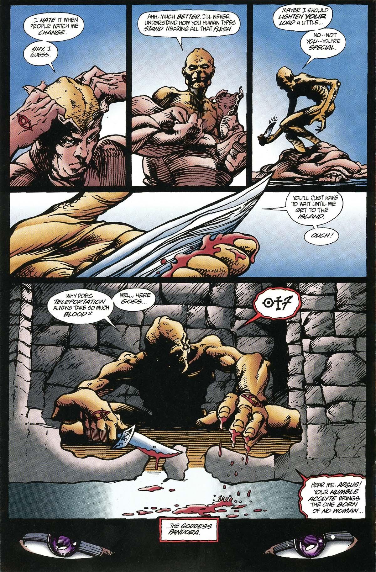 Read online Rune (1994) comic -  Issue #8 - 7