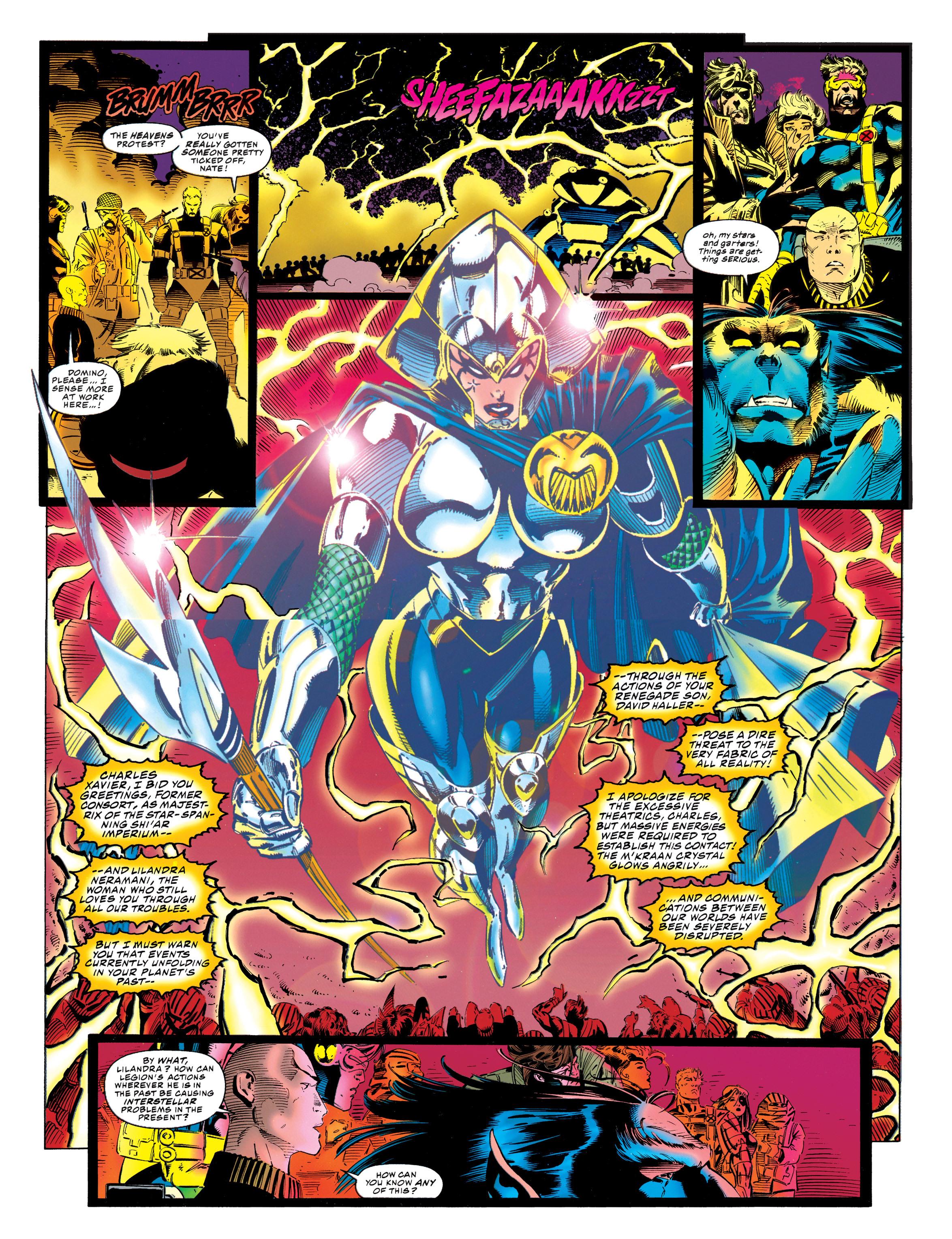 X-Men (1991) 40 Page 19