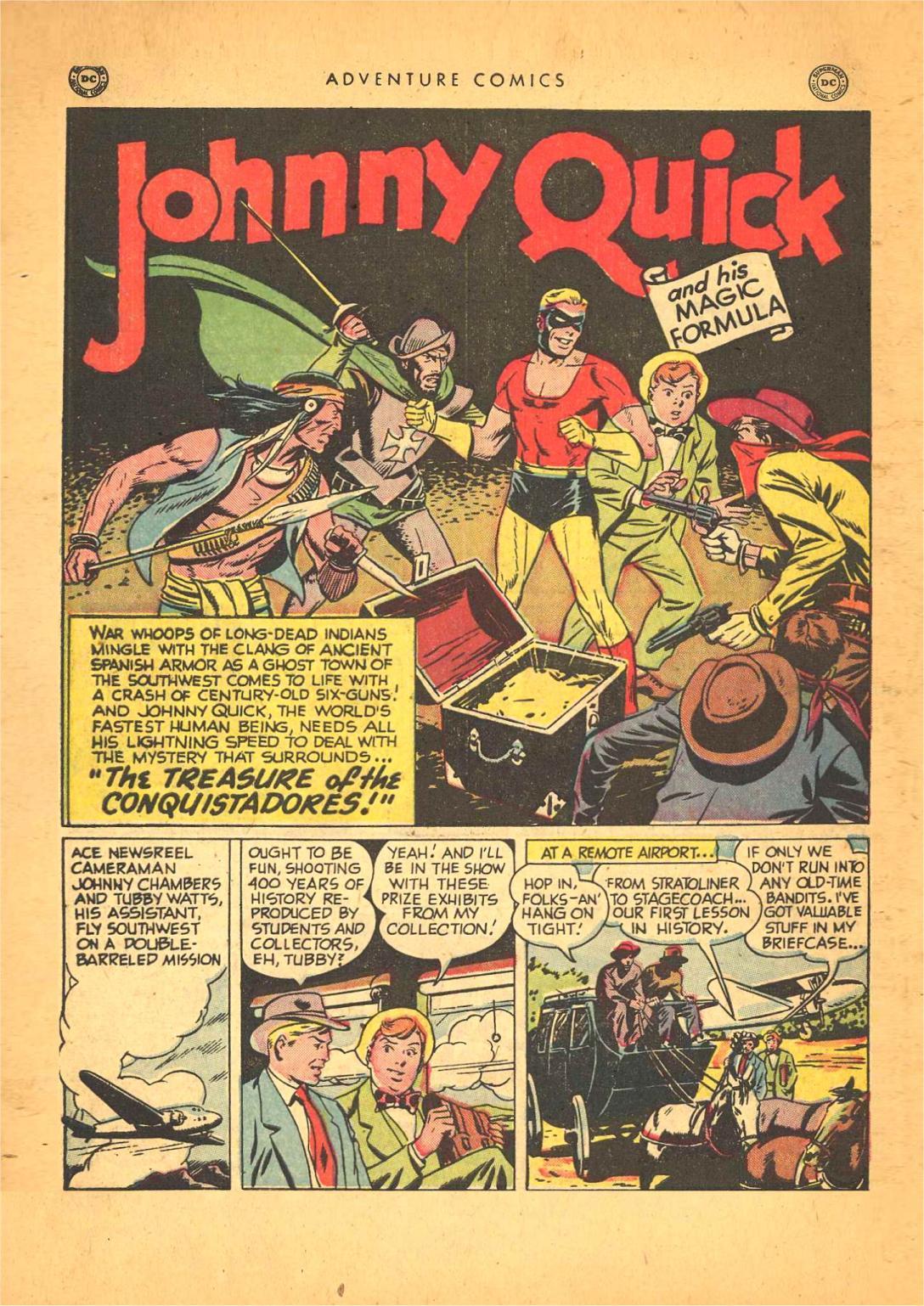 Read online Adventure Comics (1938) comic -  Issue #148 - 41