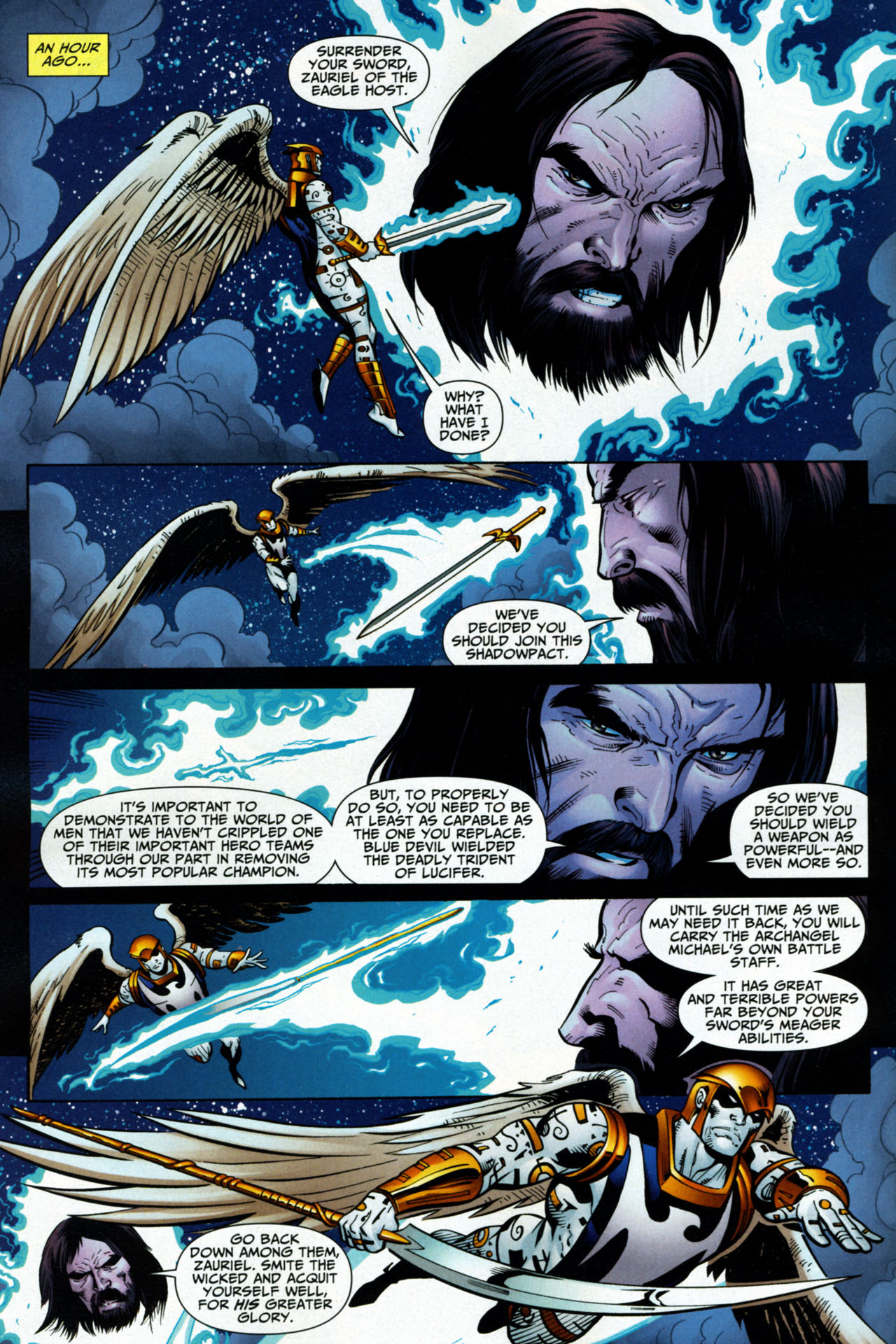 Read online Shadowpact comic -  Issue #15 - 12