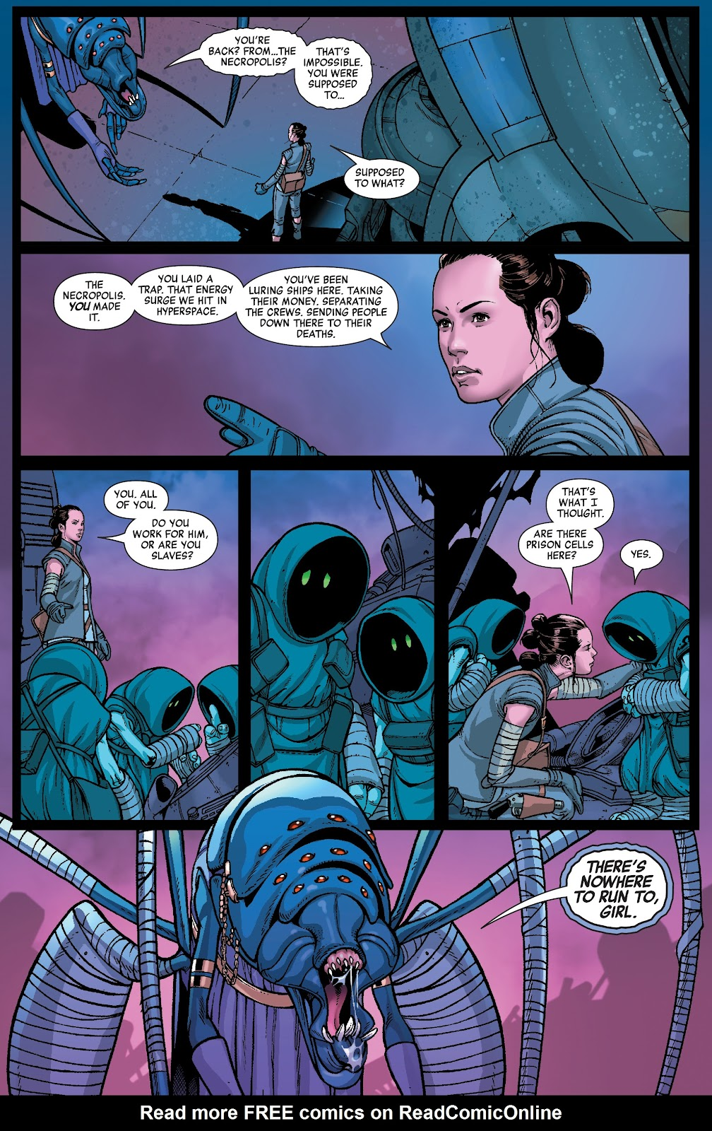 Read online Star Wars: Age of Republic: Heroes comic -  Issue # TPB - 85