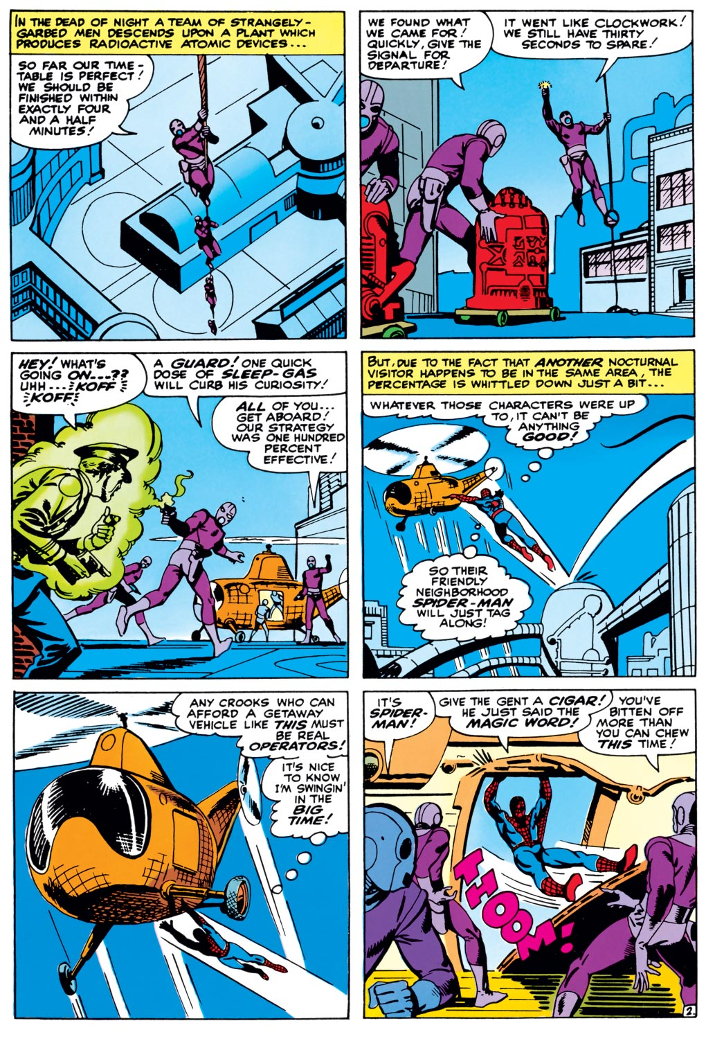 The Amazing Spider-Man (1963) 31 Page 2