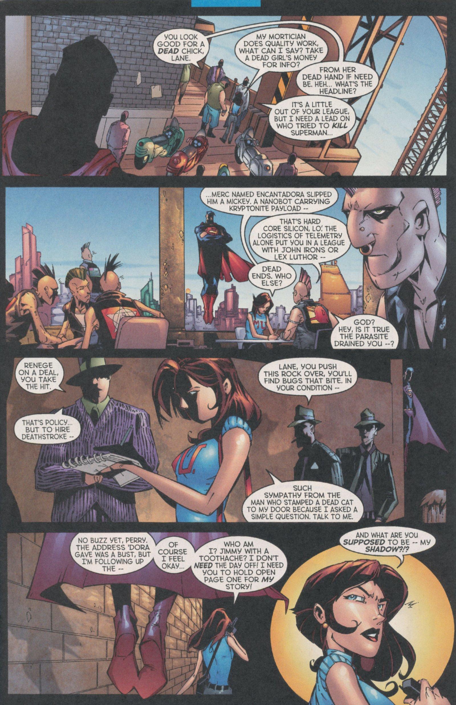 Action Comics (1938) 768 Page 2