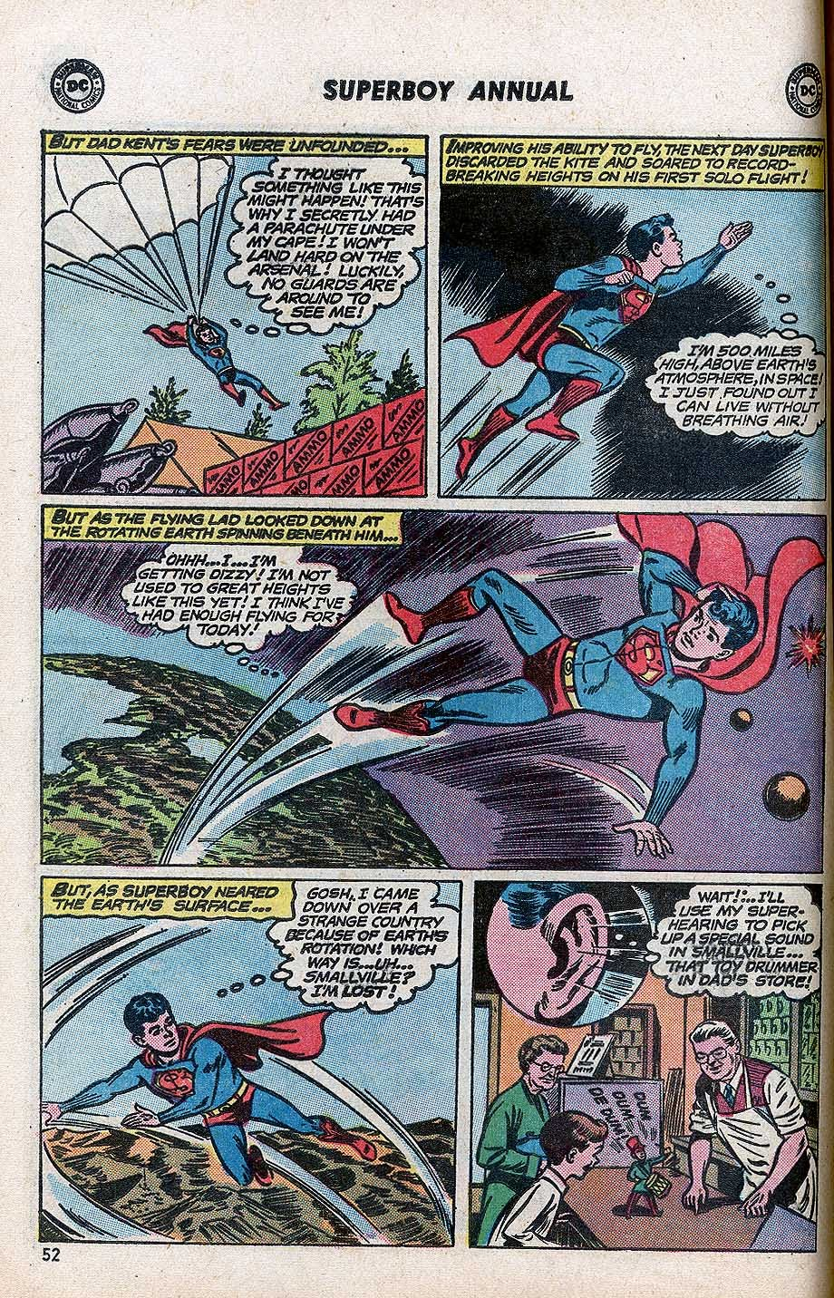 Superboy (1949) issue Annual 1 - Page 54