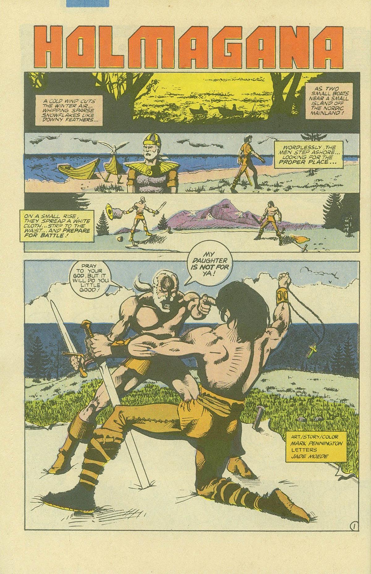 Read online Sgt. Rock comic -  Issue #408 - 30