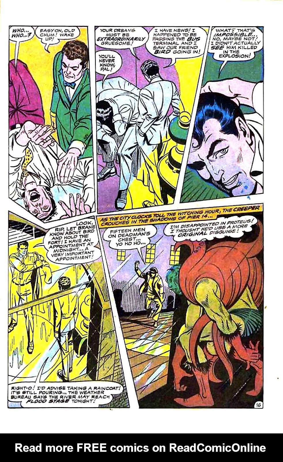 Beware The Creeper (1968) issue 5 - Page 21
