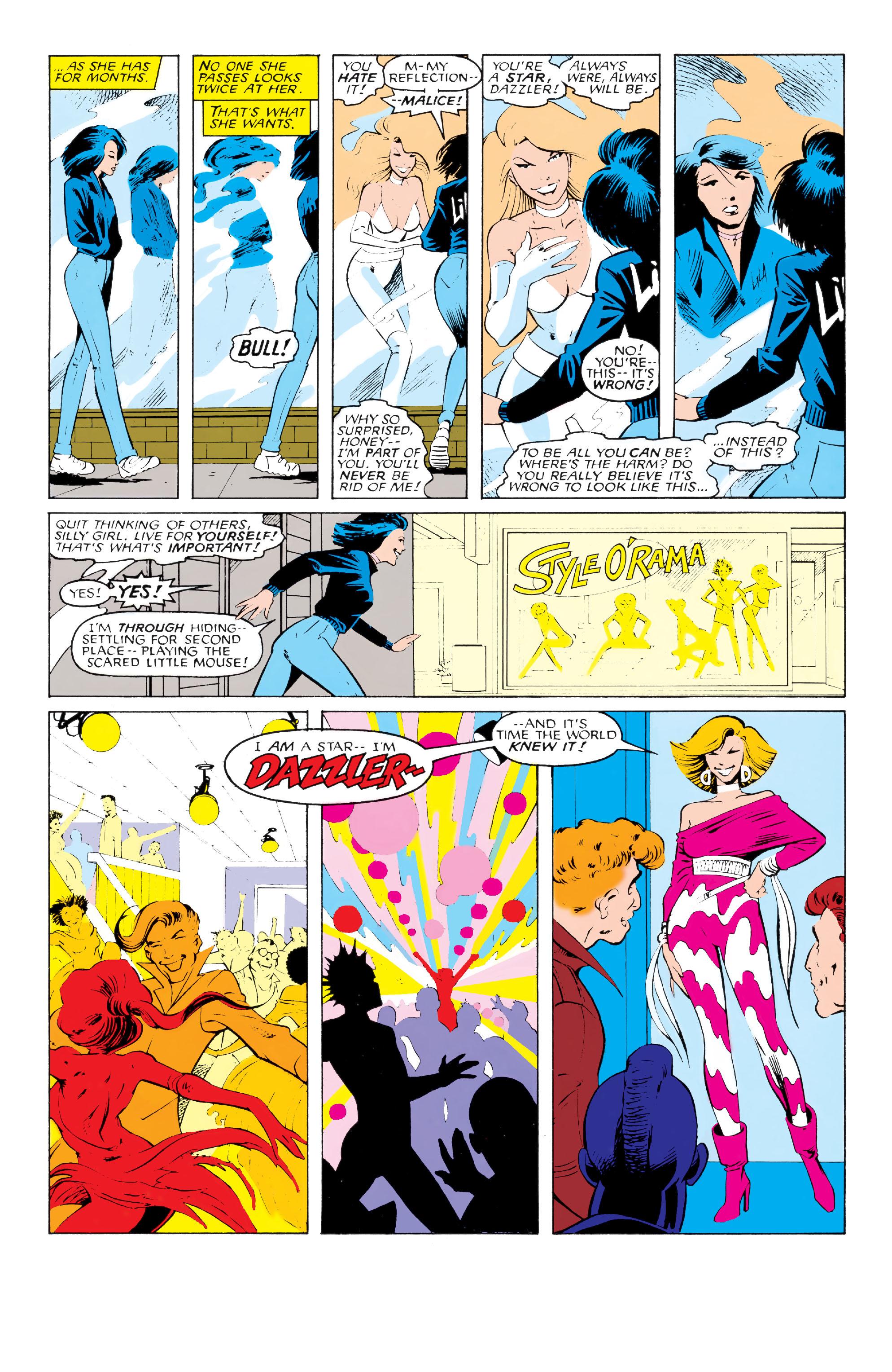 Read online Uncanny X-Men (1963) comic -  Issue #213 - 10