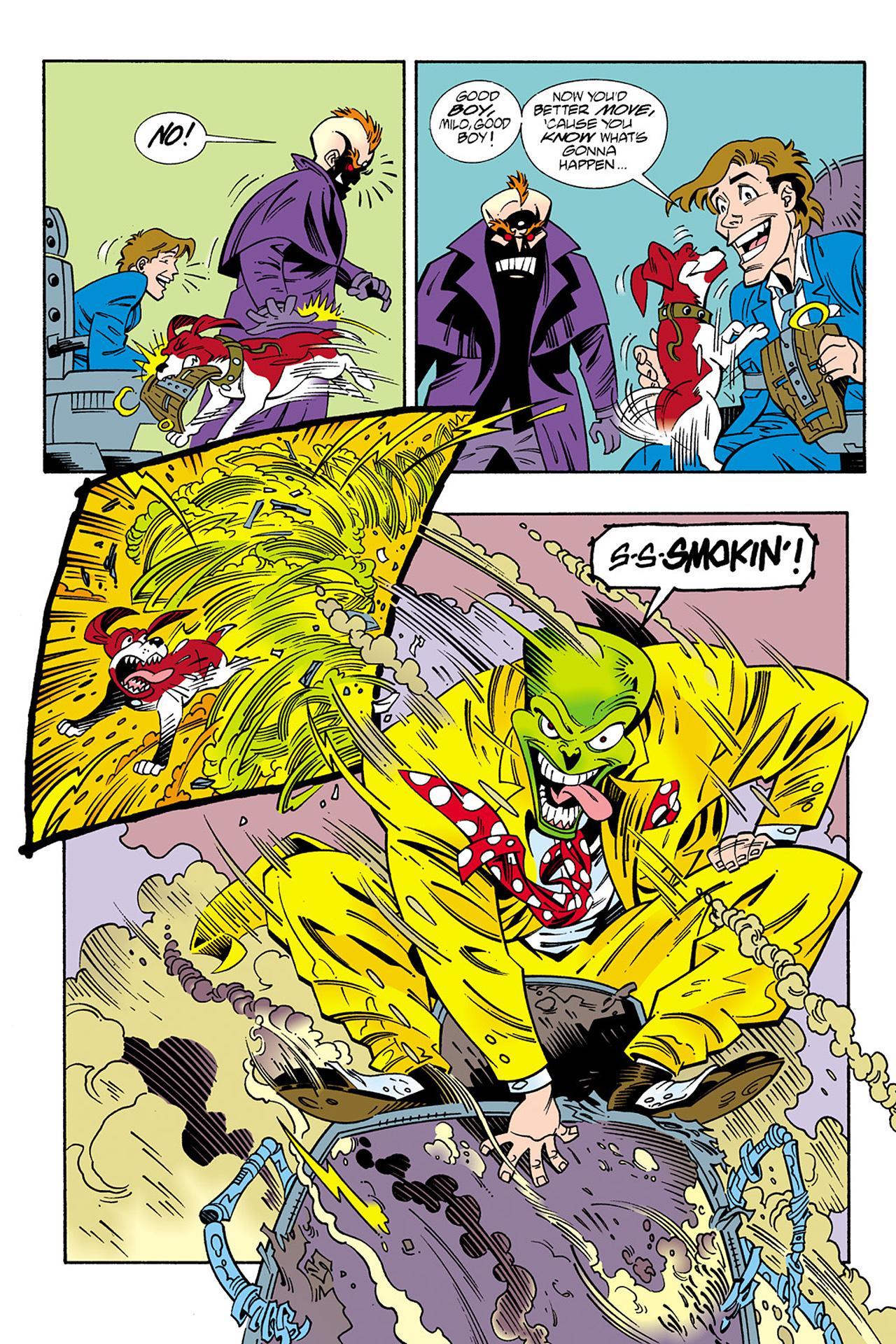 Read online Adventures Of The Mask Omnibus comic -  Issue #Adventures Of The Mask Omnibus Full - 103