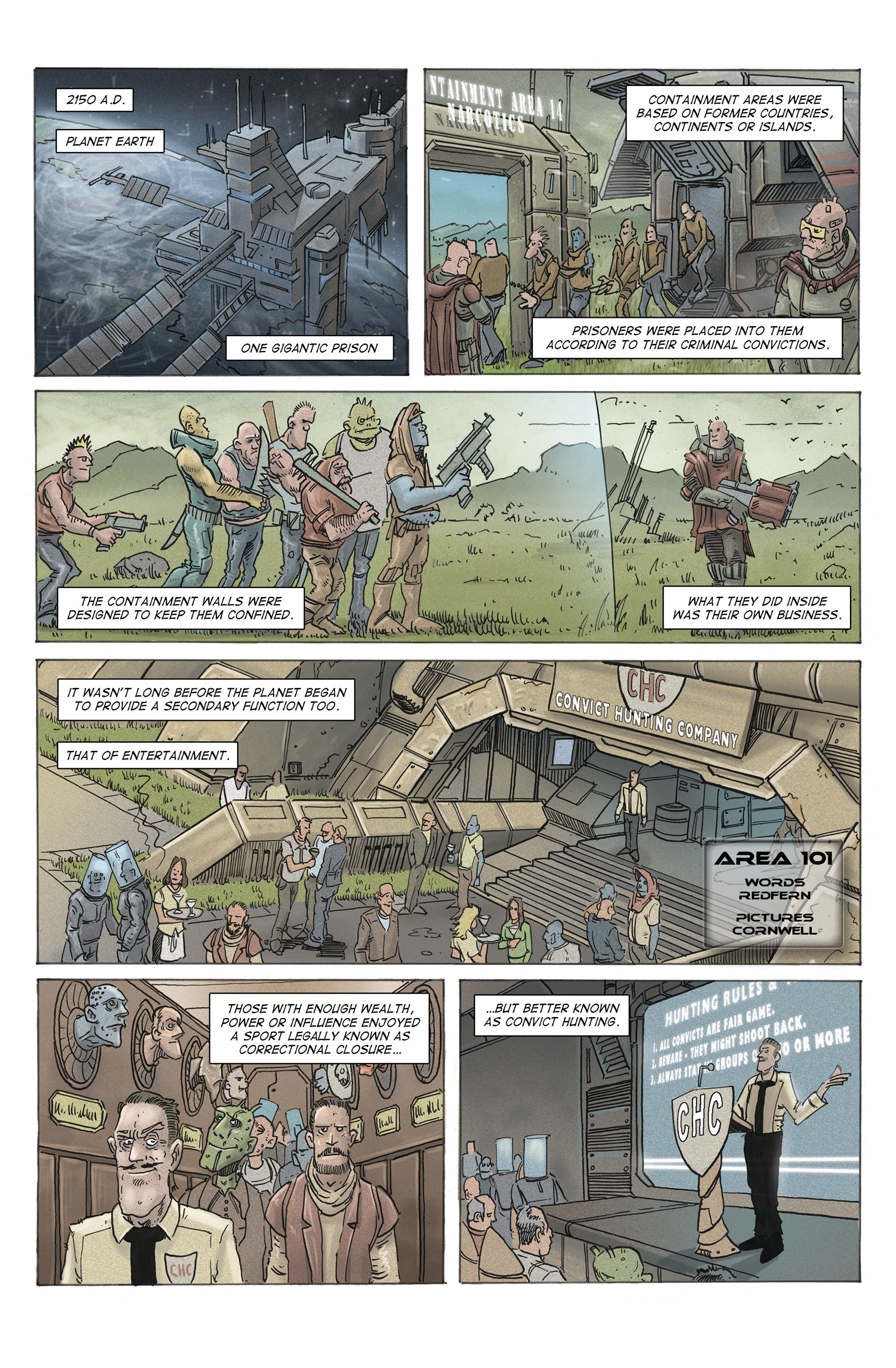 Read online 100% Biodegradable comic -  Issue #12 - 30