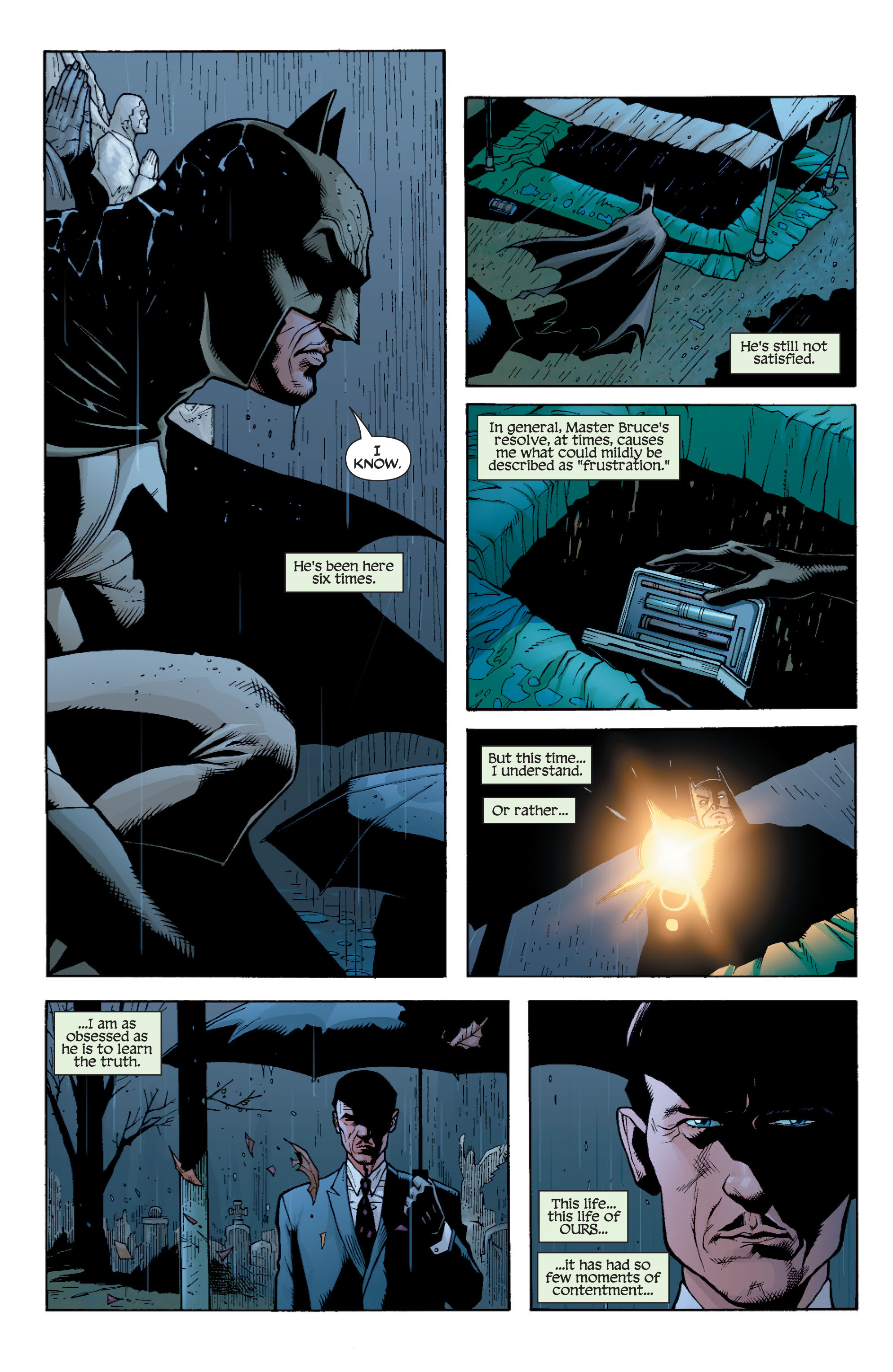 Read online Batman: Under The Red Hood comic -  Issue # Full - 179