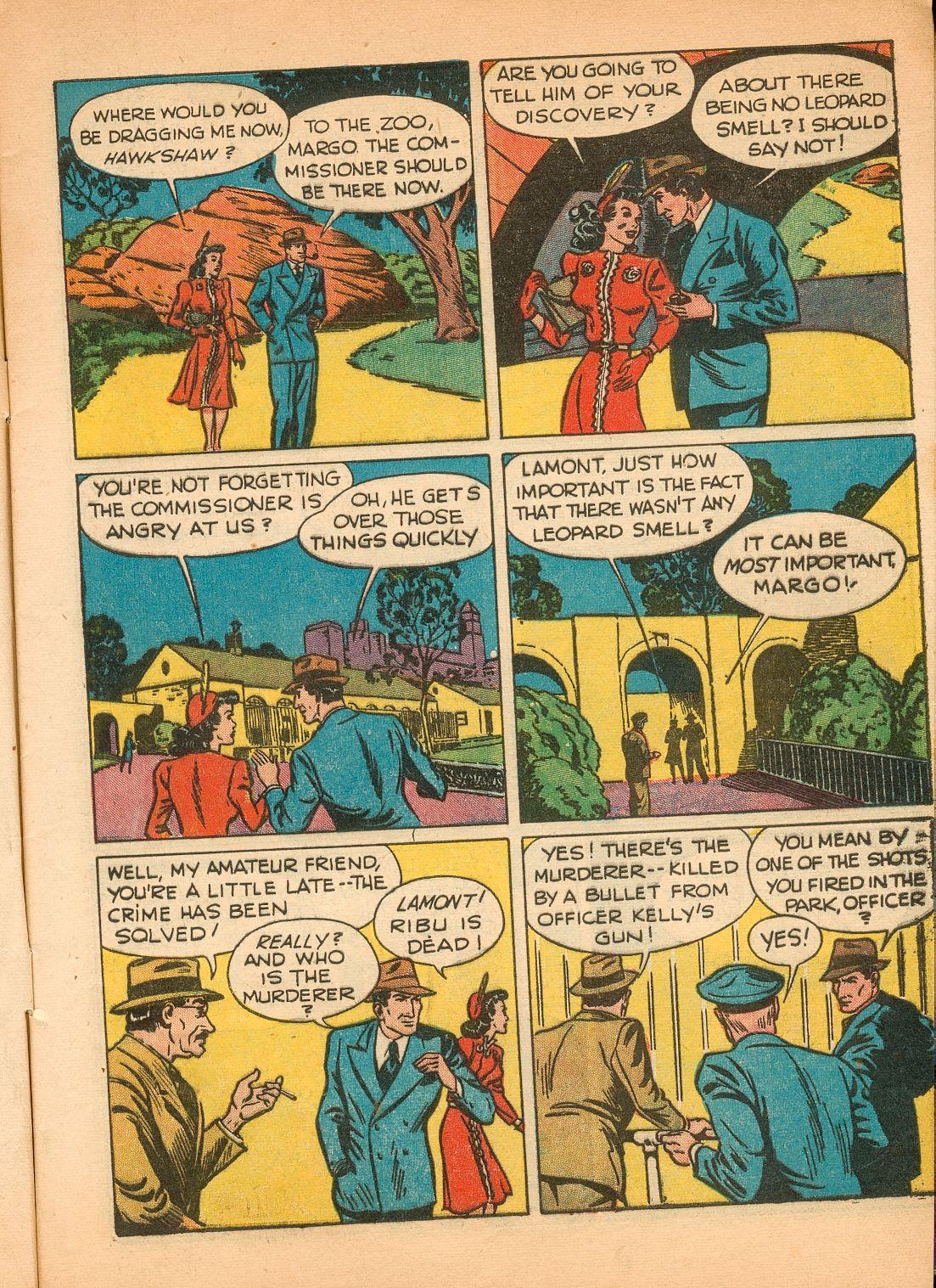 Read online Shadow Comics comic -  Issue #11 - 9