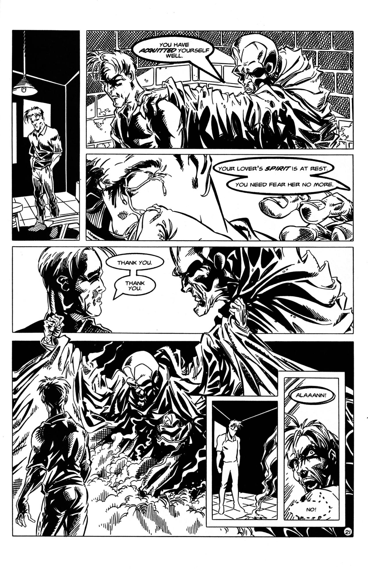 Read online Dr. Weird (1997) comic -  Issue #2 - 23