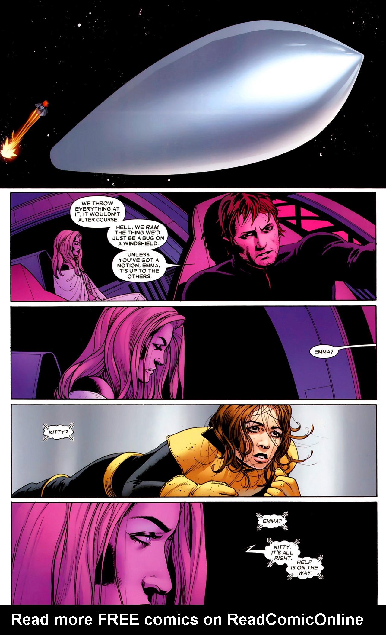 Read online Giant-Size Astonishing X-Men comic -  Issue # Full - 23