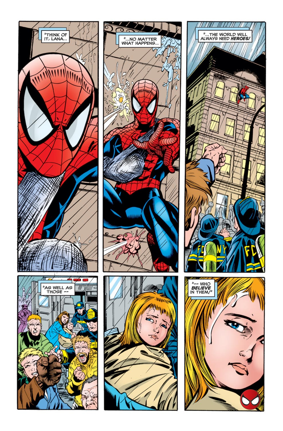 The Amazing Spider-Man (1963) 439 Page 22
