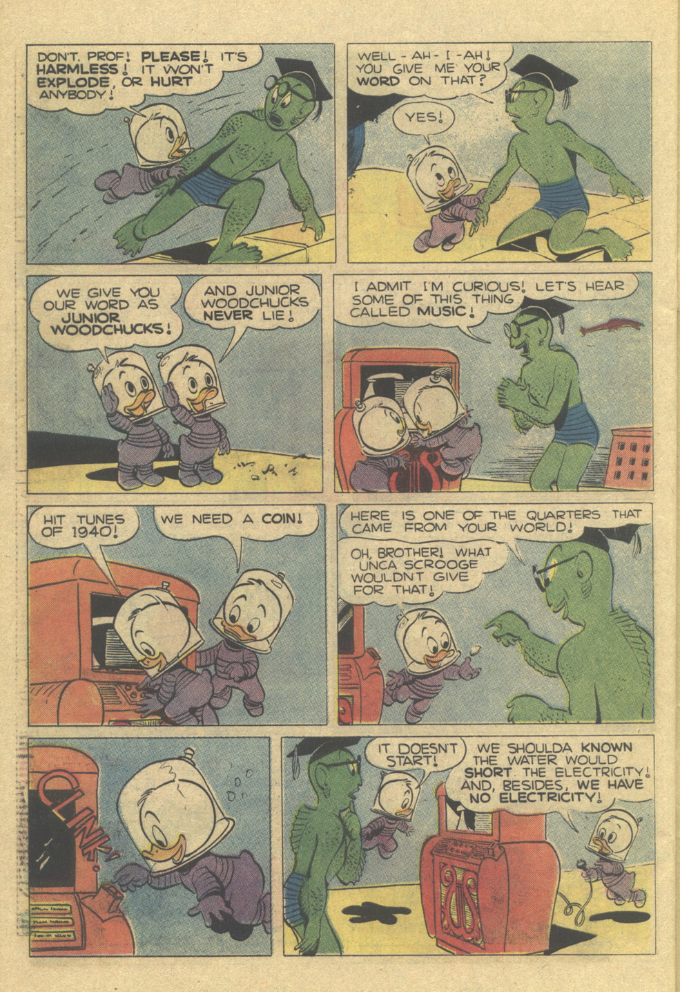 Read online Uncle Scrooge (1953) comic -  Issue #189 - 30