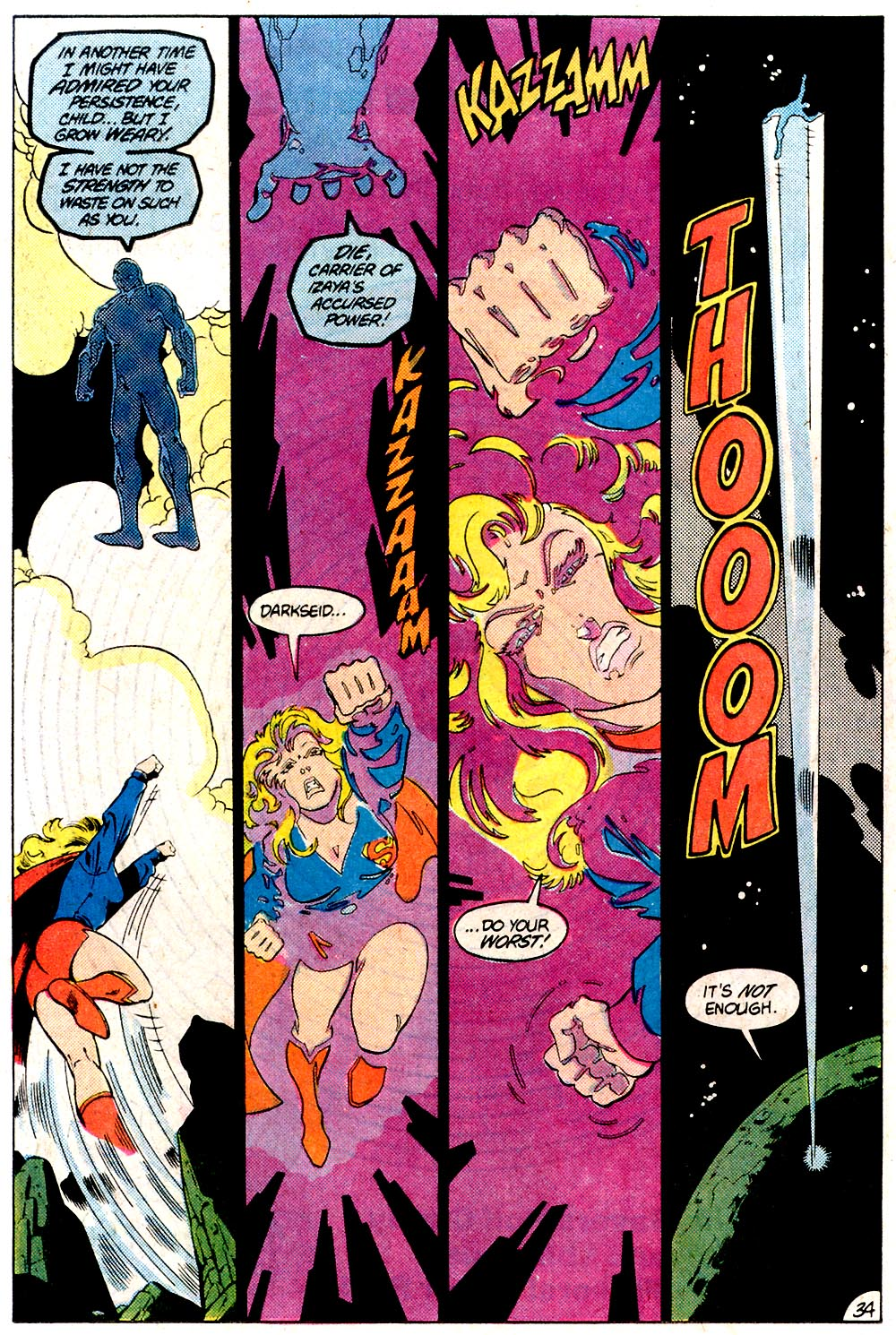 Legion of Super-Heroes (1980) 294 Page 33