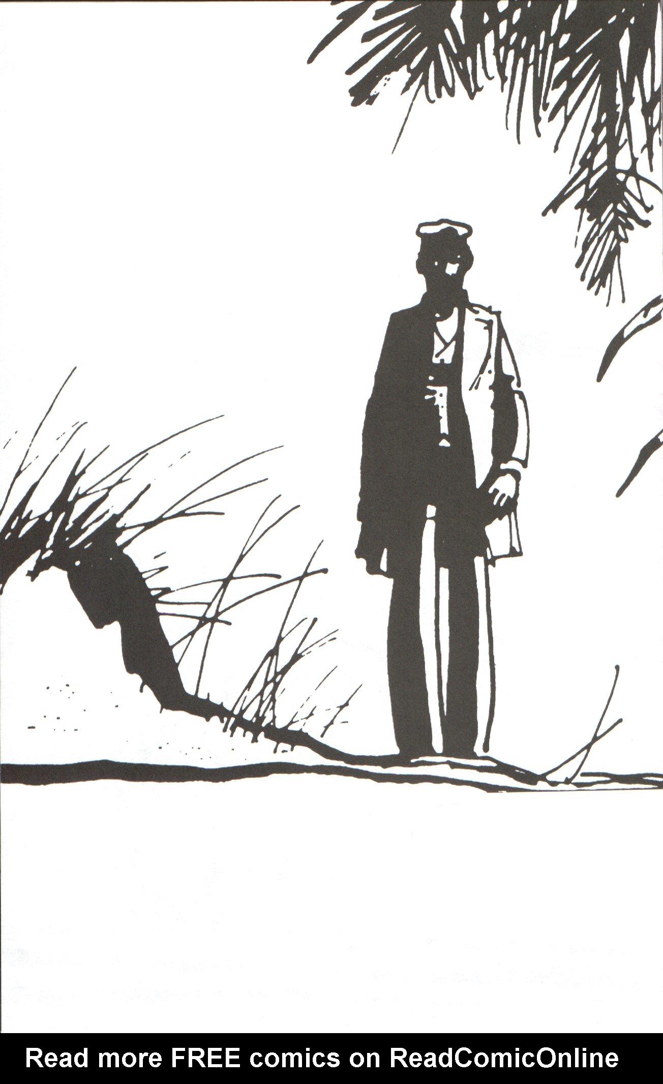 Read online Corto Maltese: Ballad of the Salt Sea comic -  Issue #7 - 25