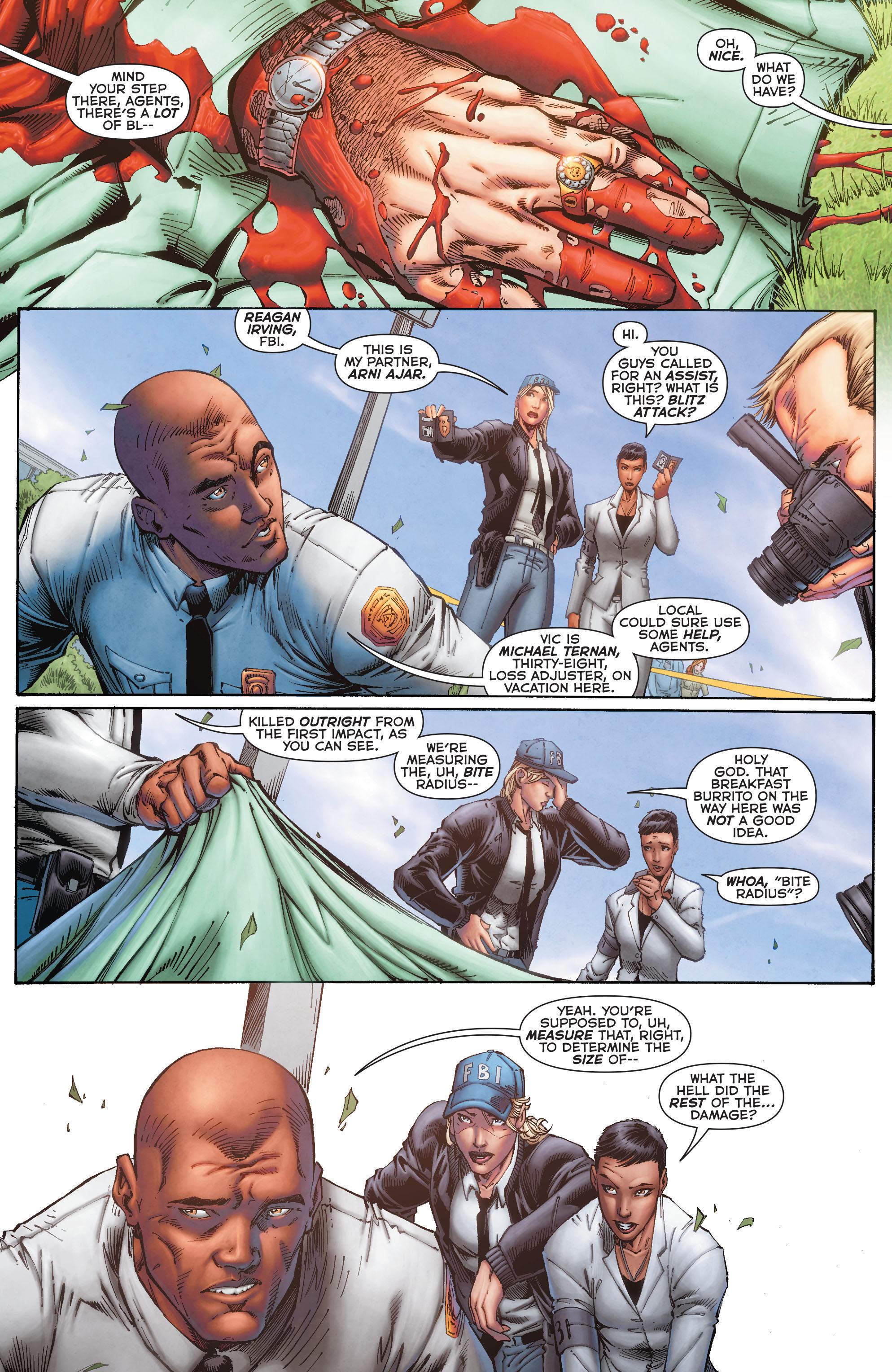 Read online Aquaman (2011) comic -  Issue #50 - 4