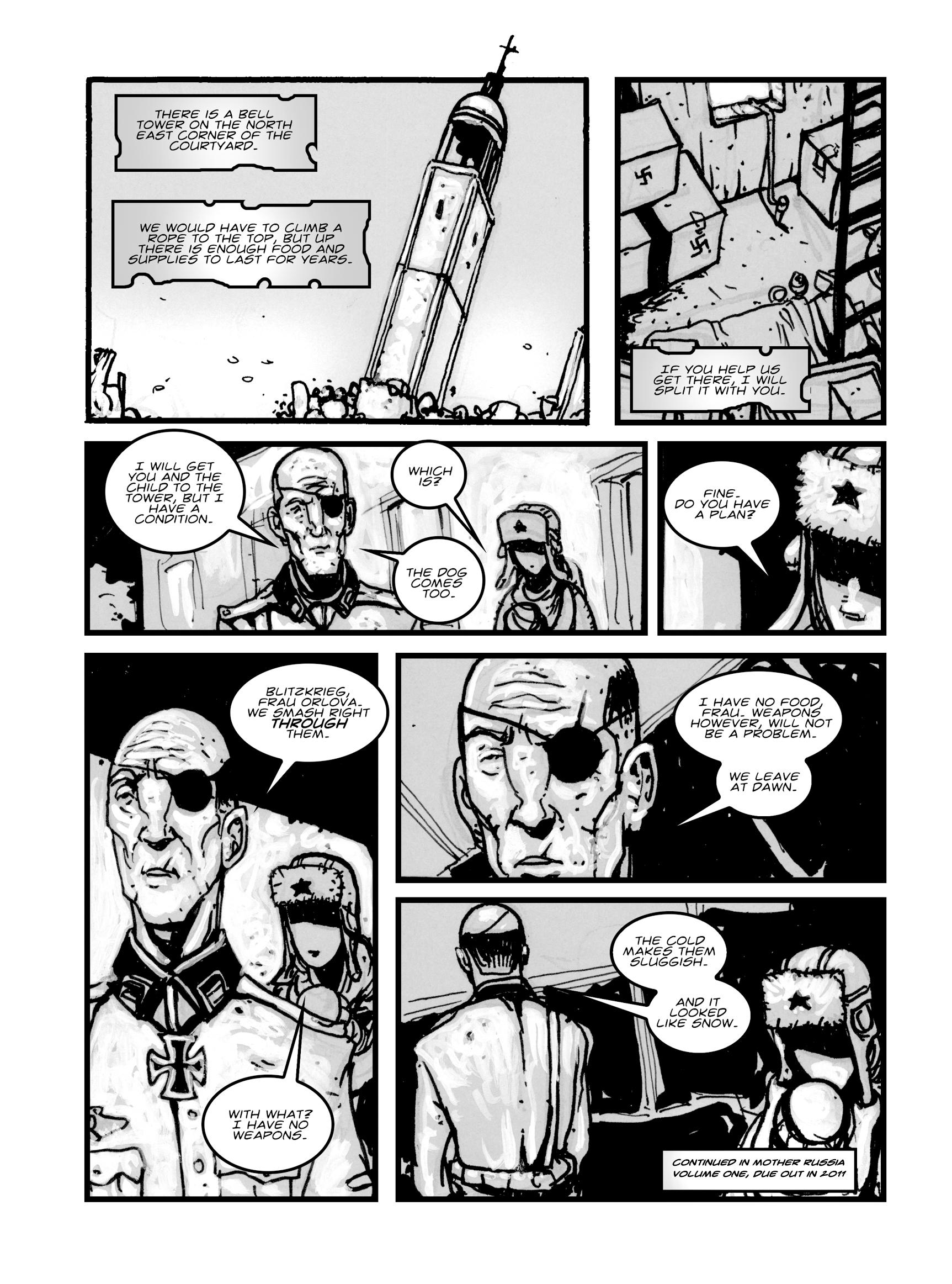 Read online FUBAR comic -  Issue #1 - 96