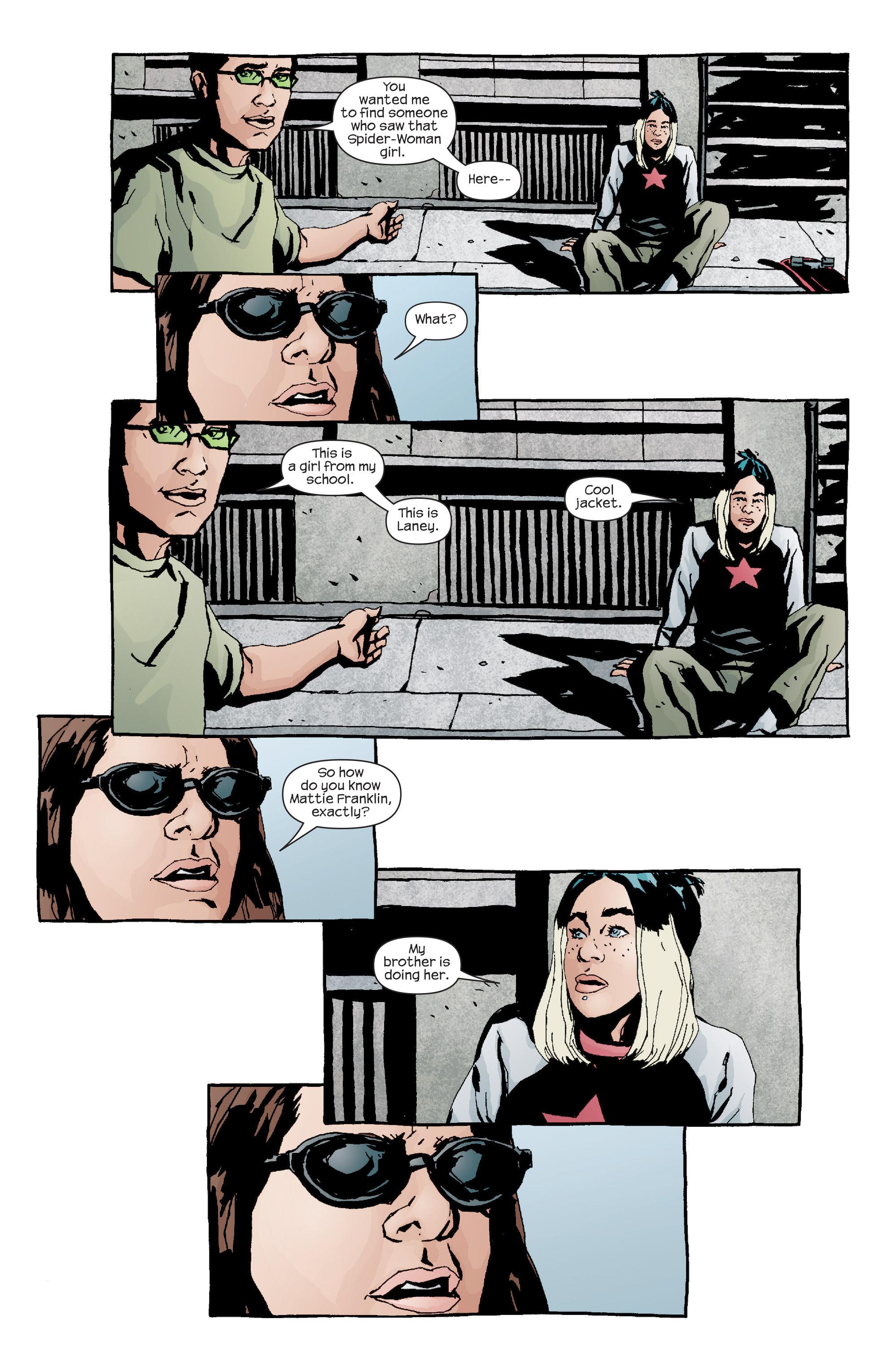 Read online Alias comic -  Issue #18 - 12