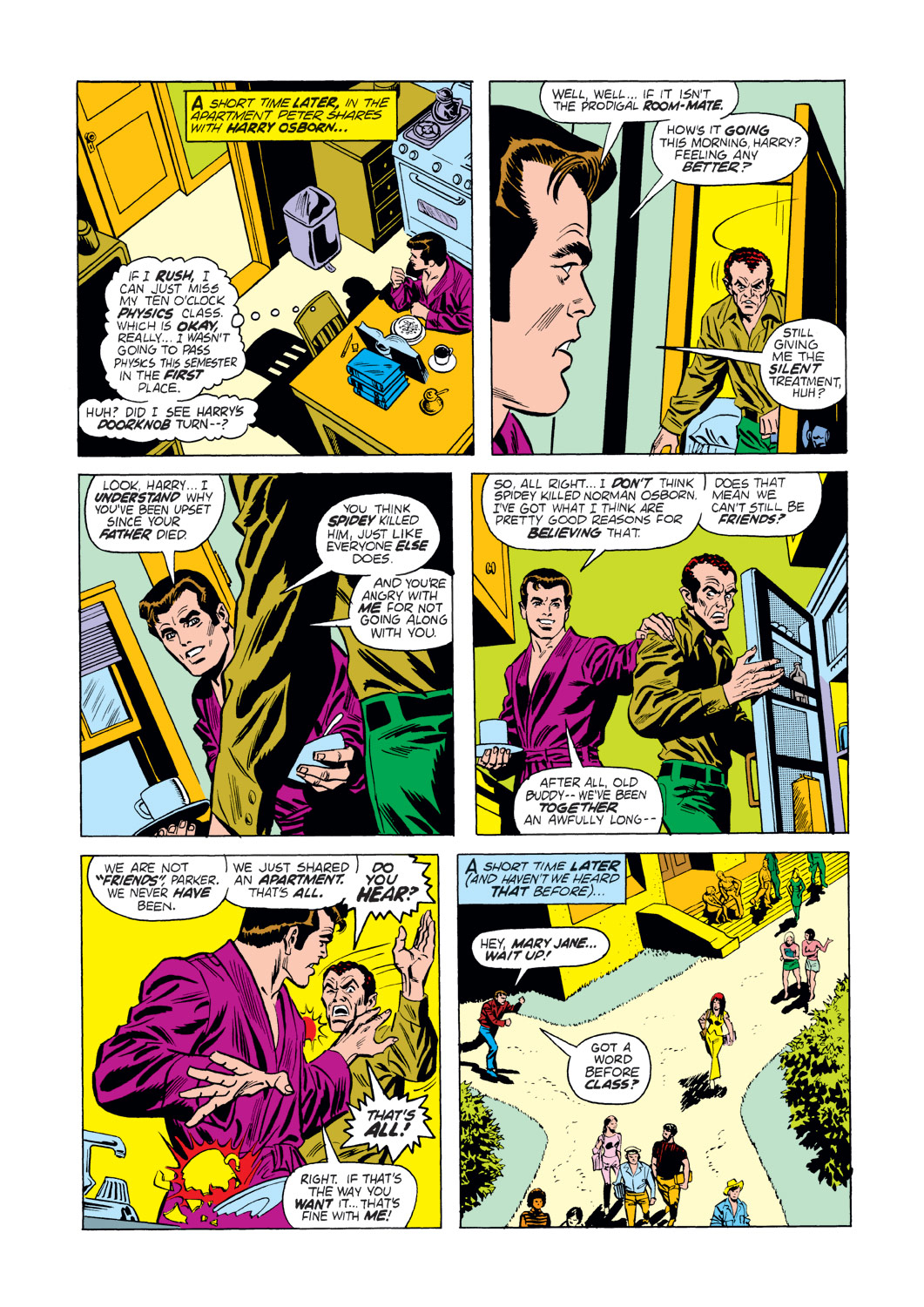 The Amazing Spider-Man (1963) 127 Page 10