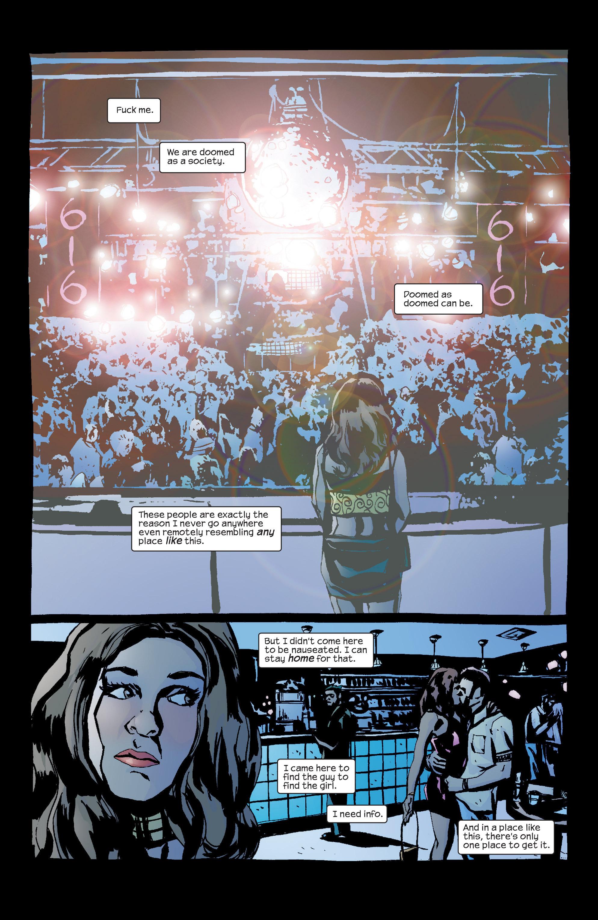 Read online Alias comic -  Issue #18 - 18