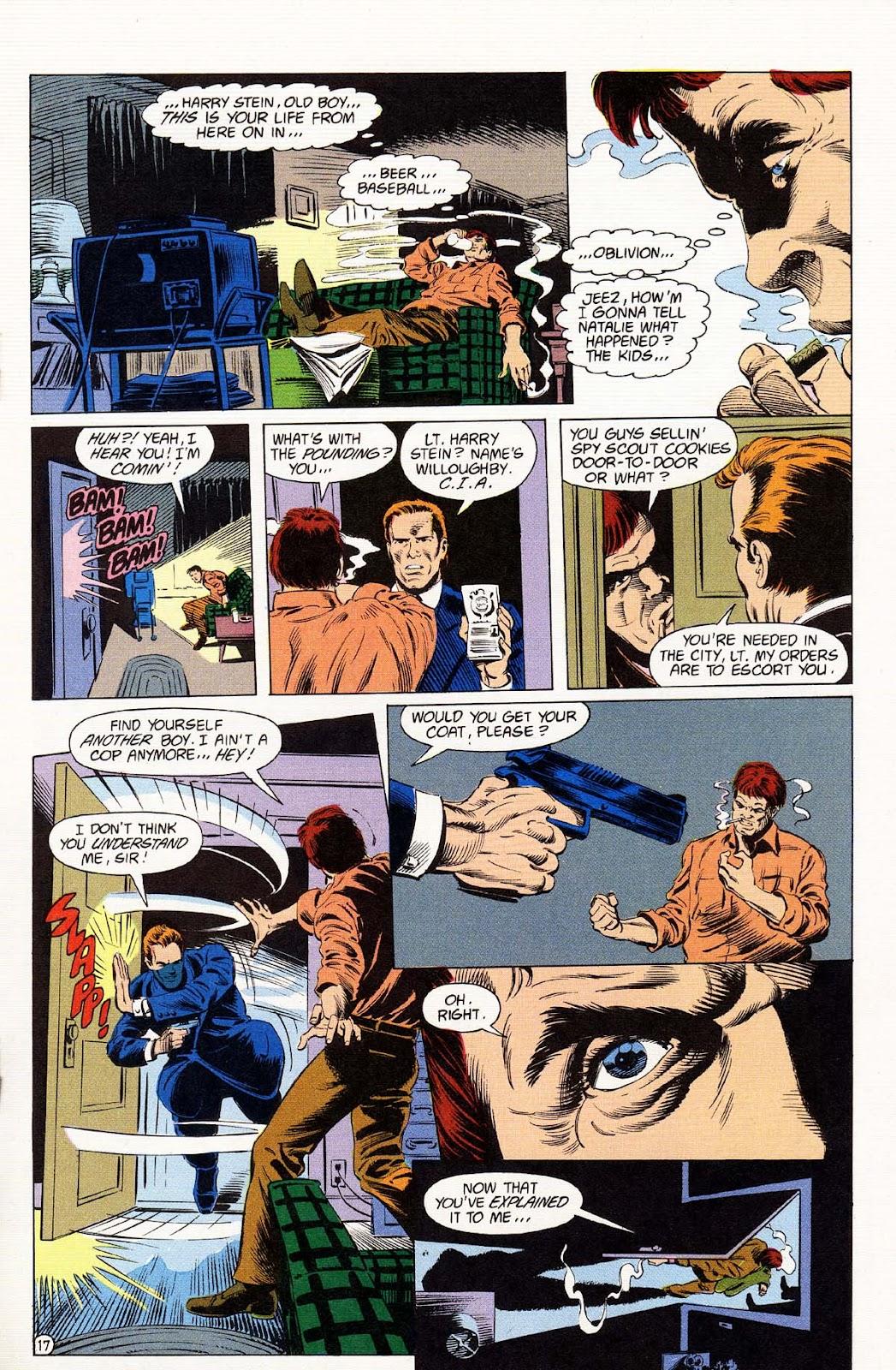 Vigilante (1983) issue 37 - Page 19